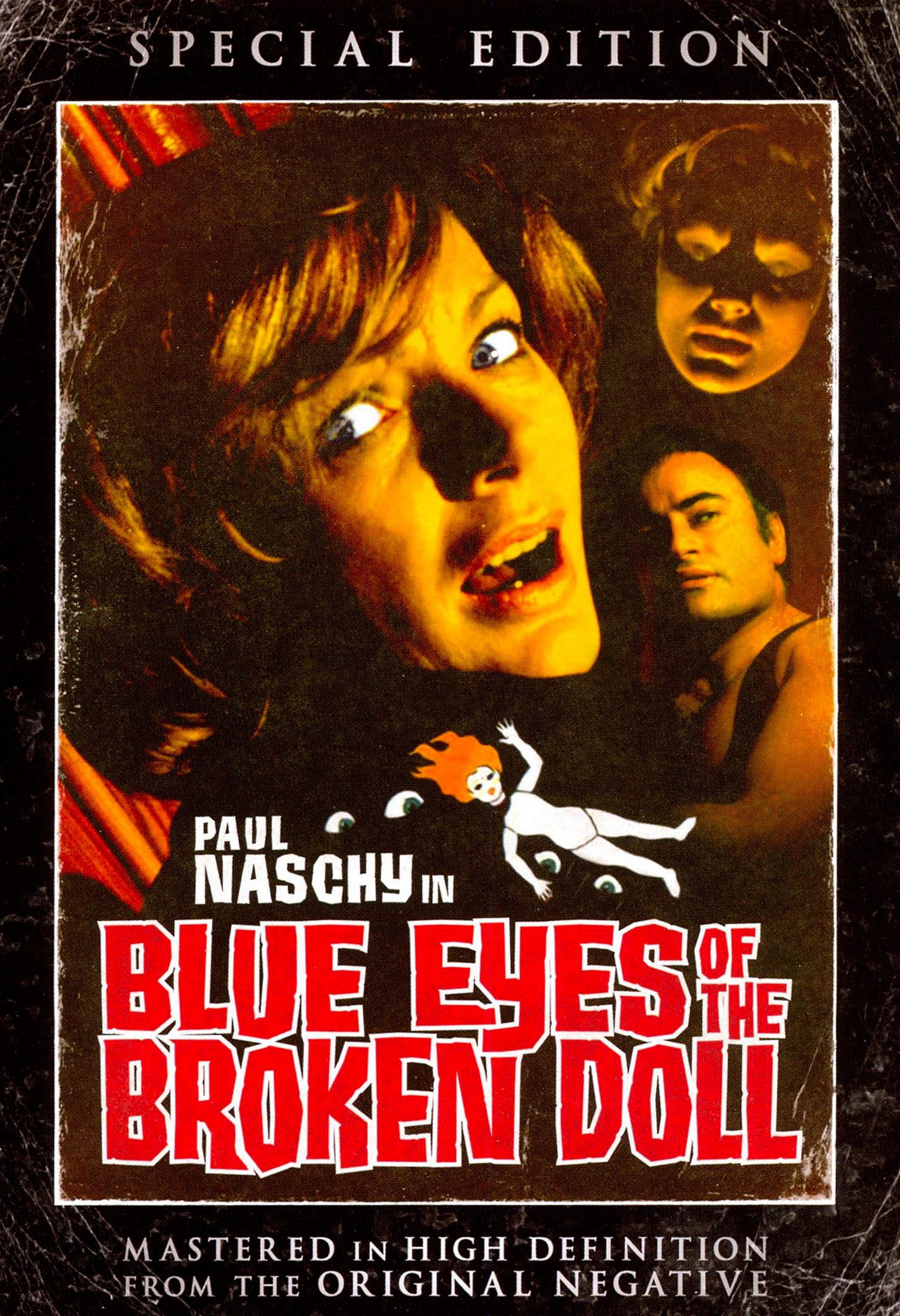 Blue Eyes of the Broken Doll