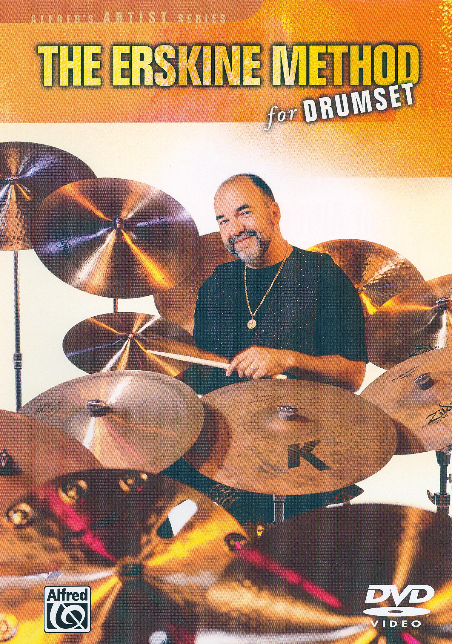 Erskine Method for Drumset