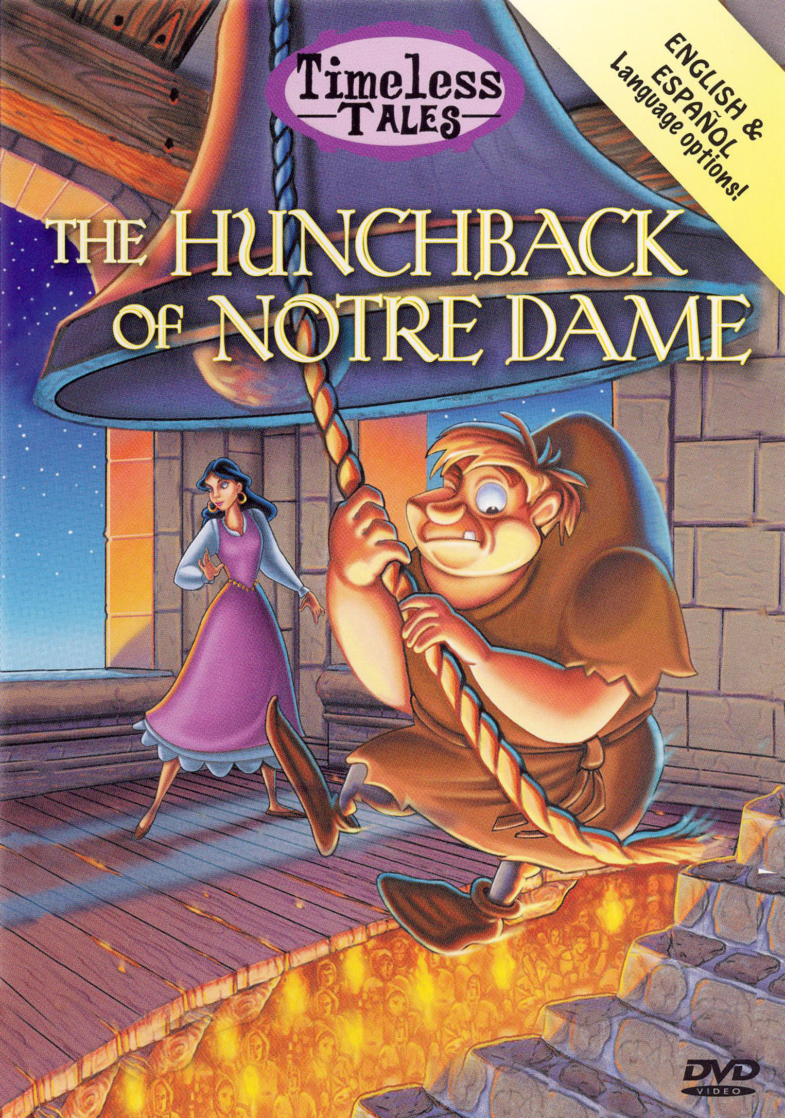 essay about the hunchback of notre-dame