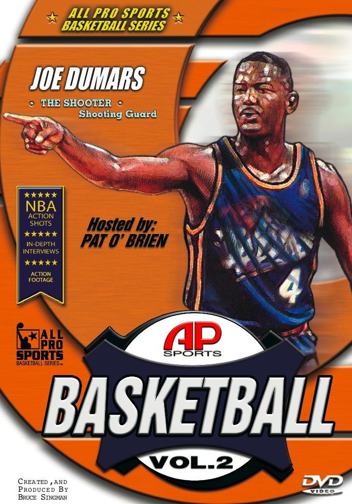 All Pro Sports Basketball Series: Joe Dumars - The Shooter