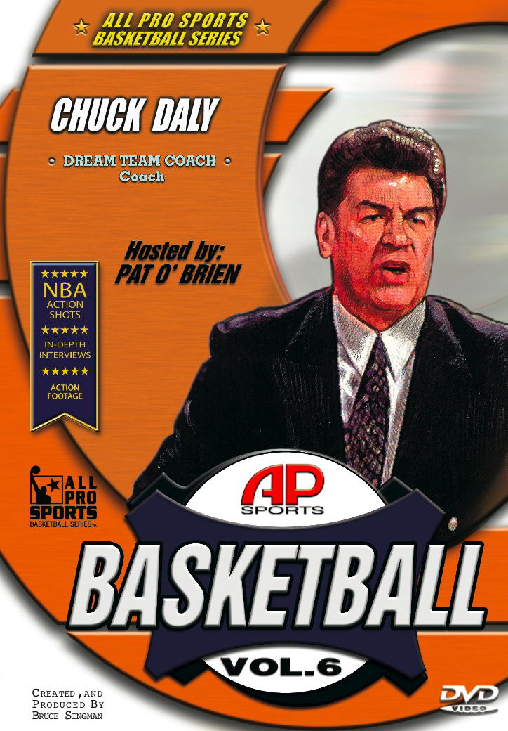 All Pro Sports Basketball Series: Chuck Daly - Dream Team Coach
