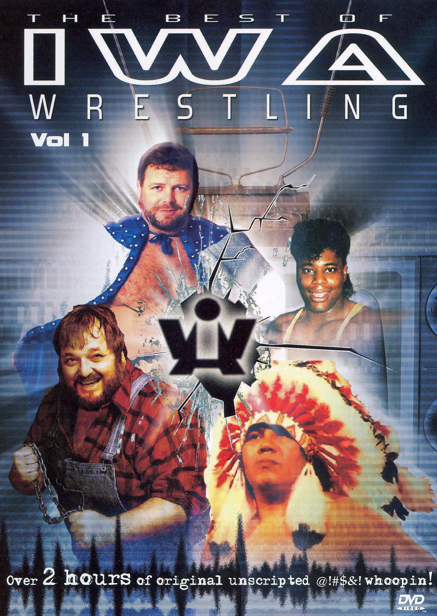 IWA: The Best of IWA Wrestling, Vol. 1