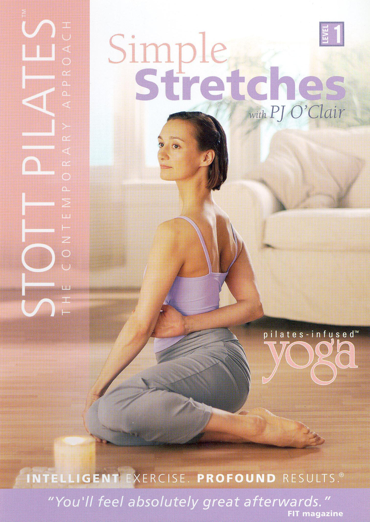 Stott Pilates: Simple Stretches