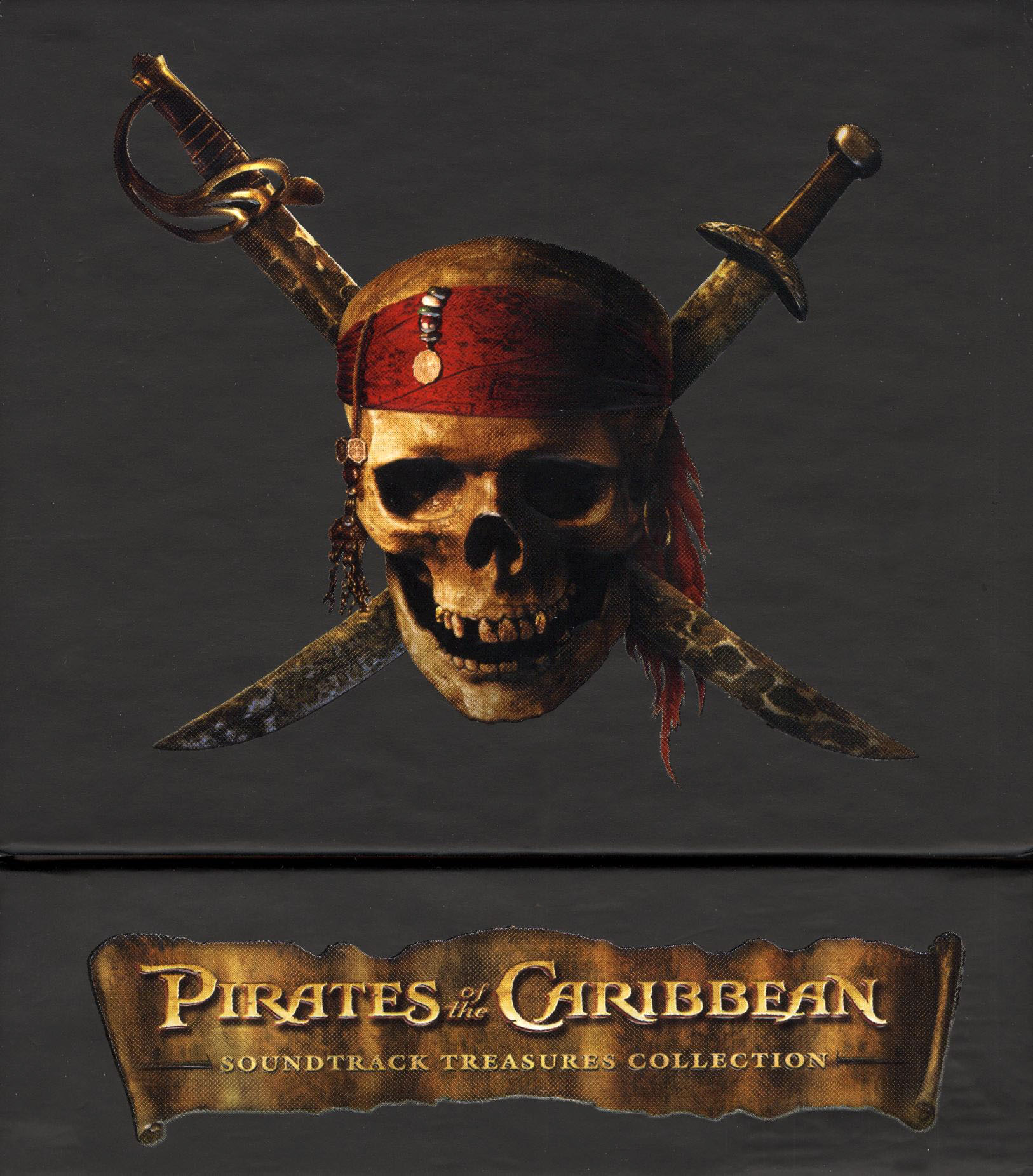 Pirates of the Caribbean [Film Series]