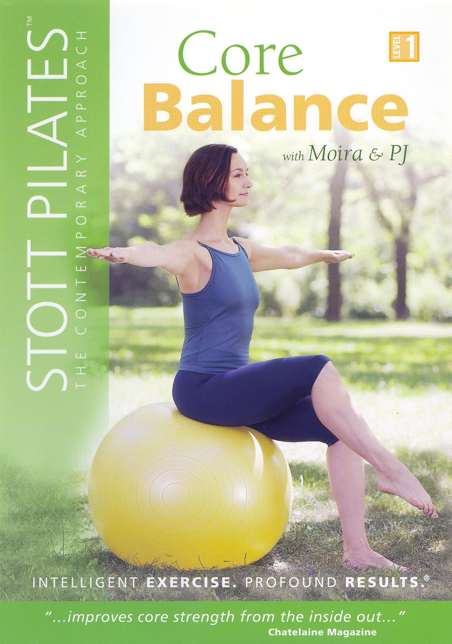 Stott Pilates: Stability Ball - Core Balance