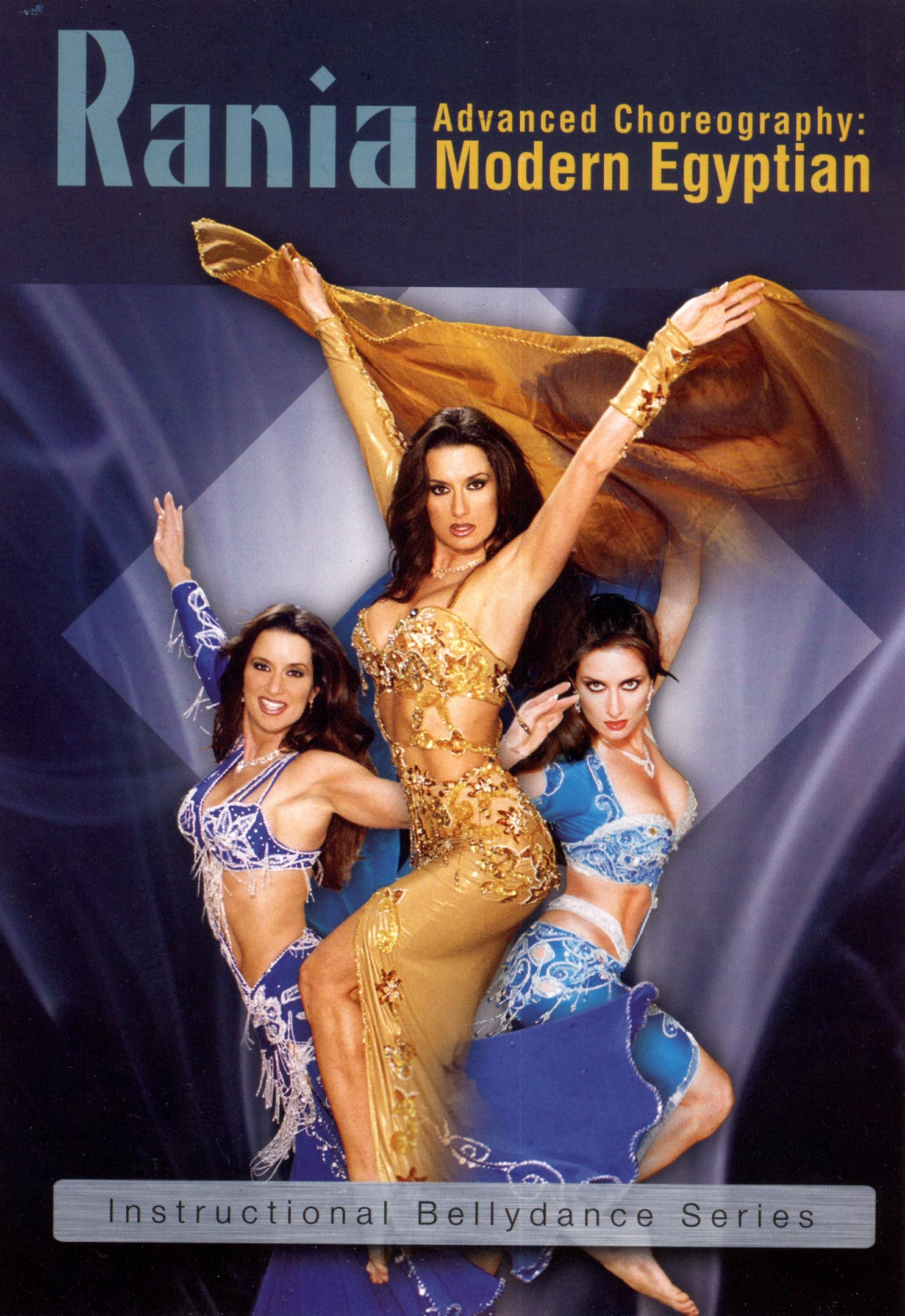 Rania: Advanced Choreography - Modern Egyptian