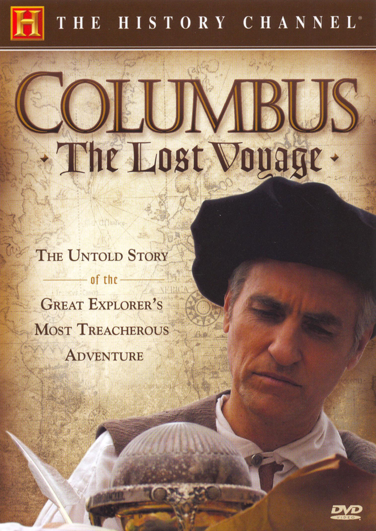 columbus the last voyage An educational video for kids during his fourth voyage columbus was forced to take refuge in a cove off the shores of hispaniola when he realized a hurricane was.