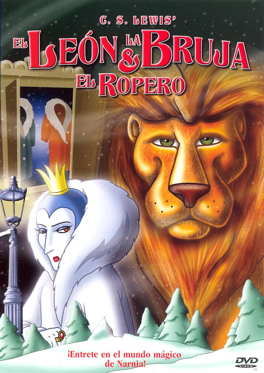 El, Leon, La Bruja, Y el Ropero