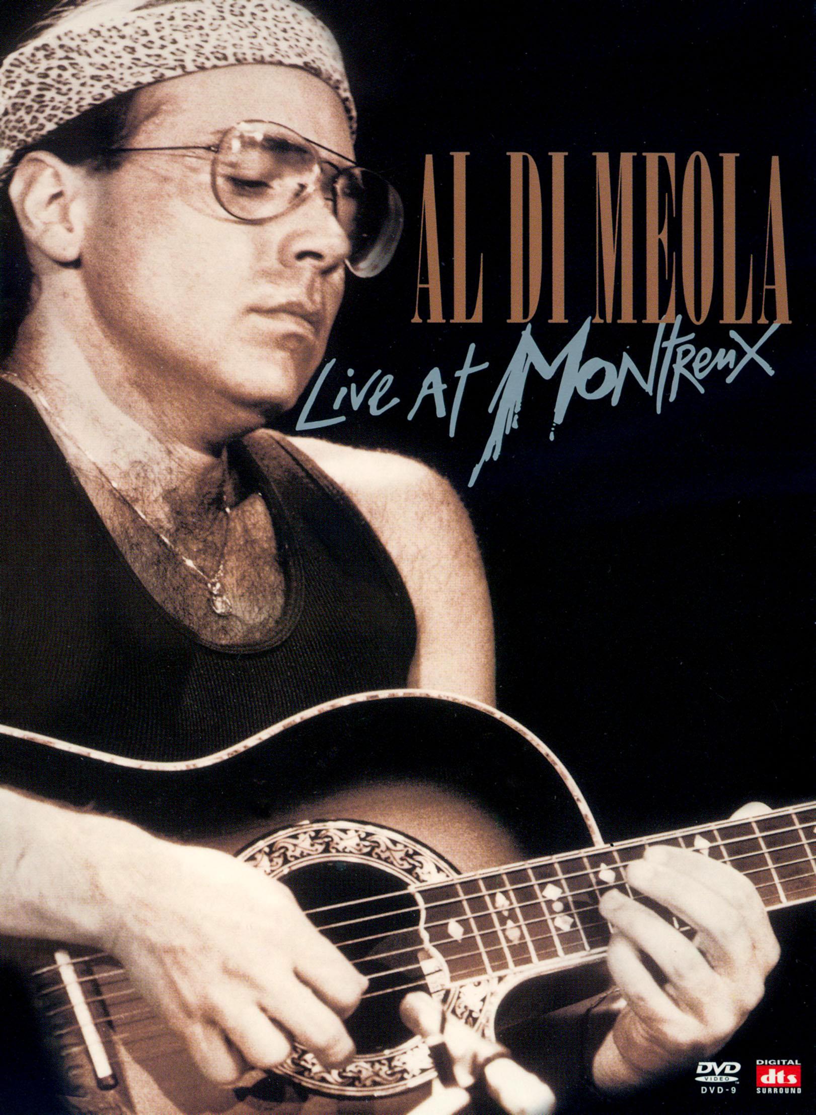 Al Di Meola: Live at Montreux 1986/1993