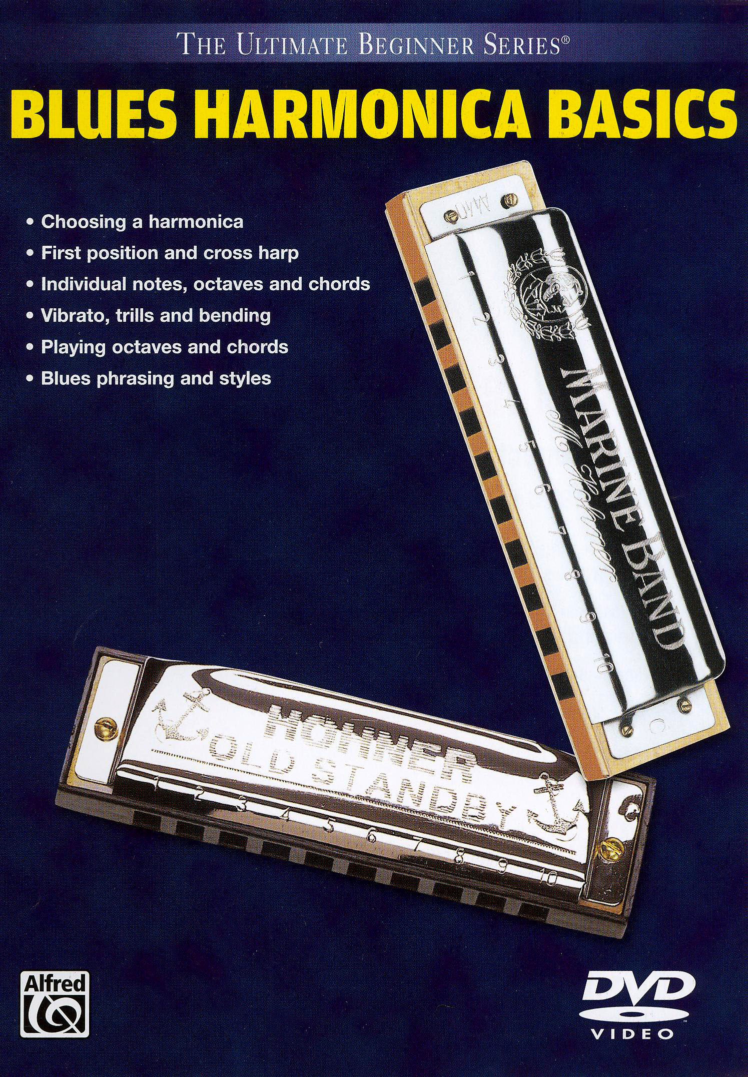 Ultimate Beginner: Blues Harmonica