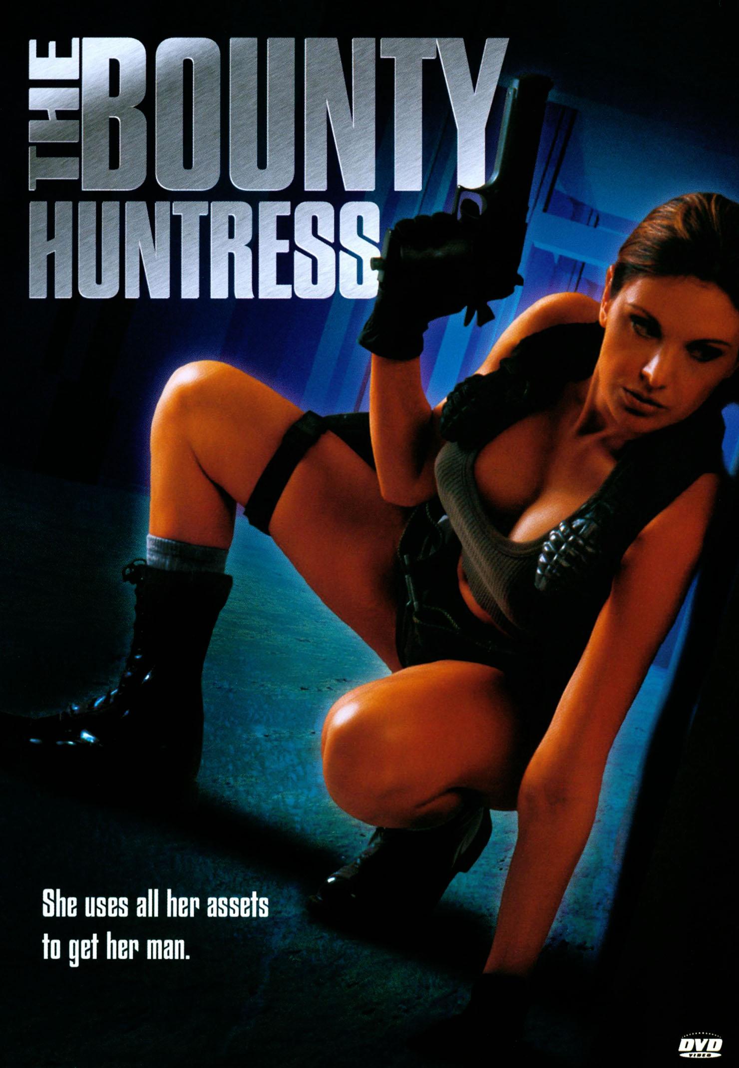 The Bounty Huntress