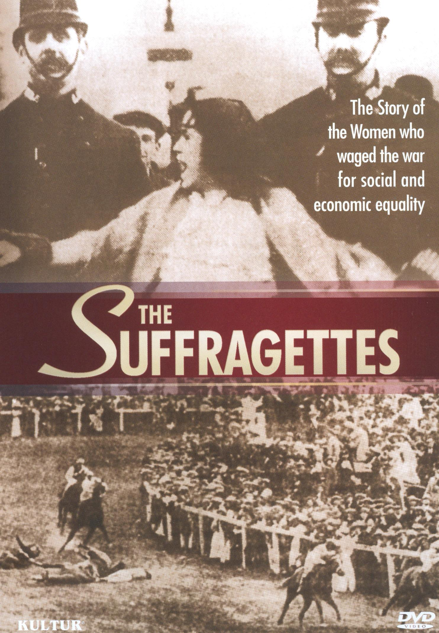 reasons given by the suffragettes for demanding The women's suffrage movement was a decades-long fight to win the right to vote for women in the united states it took activists and reformers nearly 100 years to win that right, and the campaign was not easy: disagreements over strategy threatened to cripple the movement more than once.