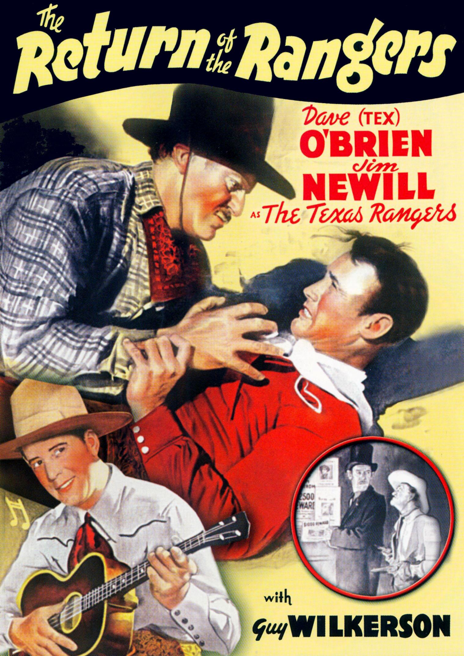 The Return of the Rangers (1943)