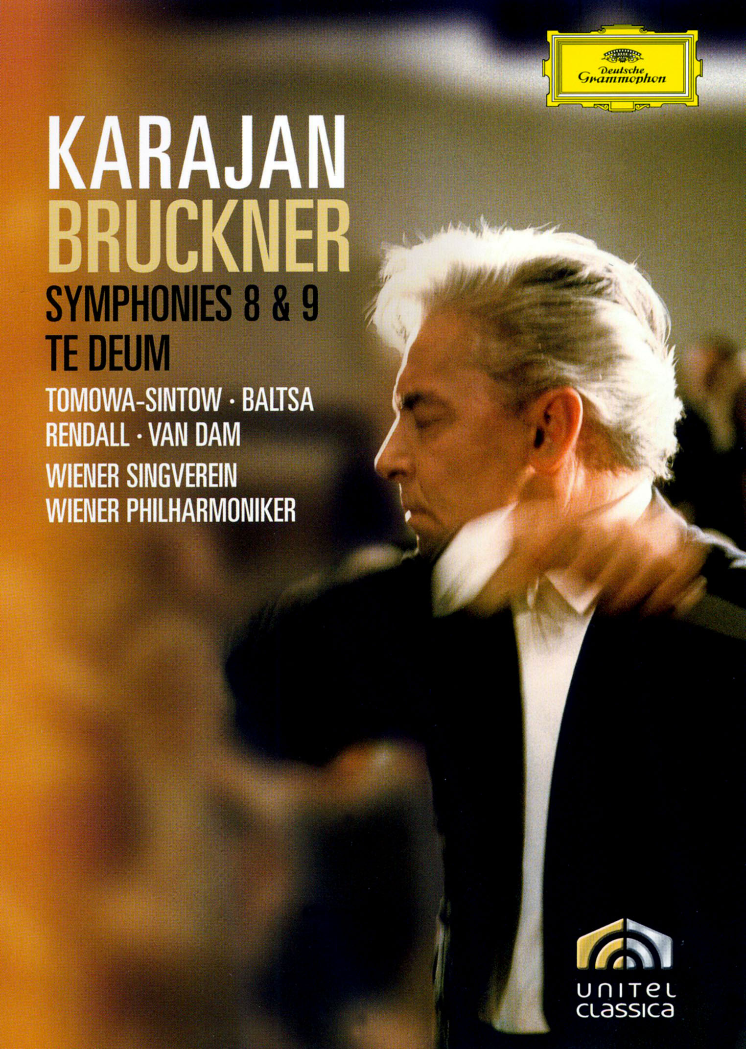 Herbert Von Karajan - His Legacy for Home Video: Anton Bruckner - Symphony No. 9