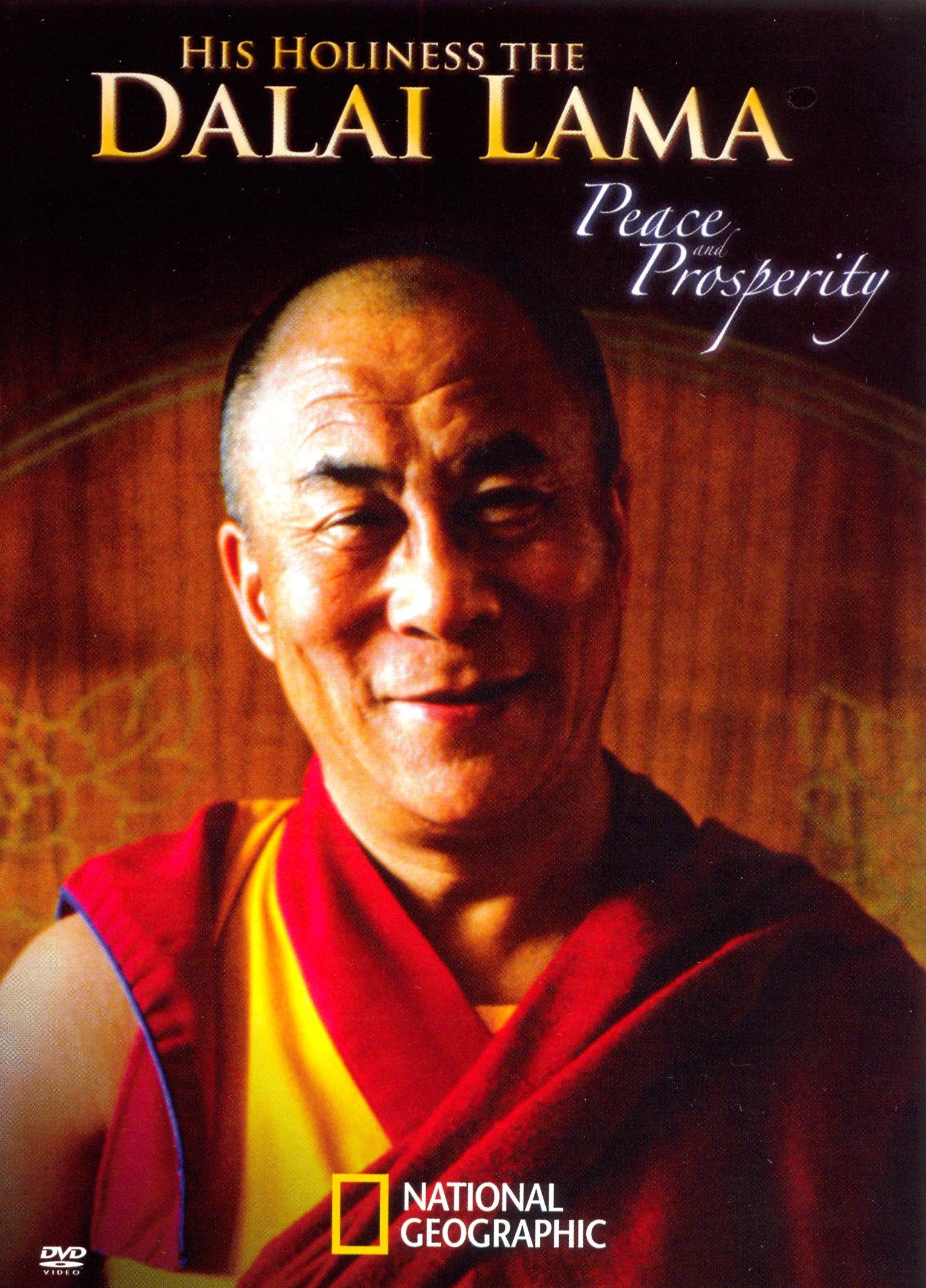 His Holiness the Dalai Lama Speaks: Peace and Prosperity (2007)