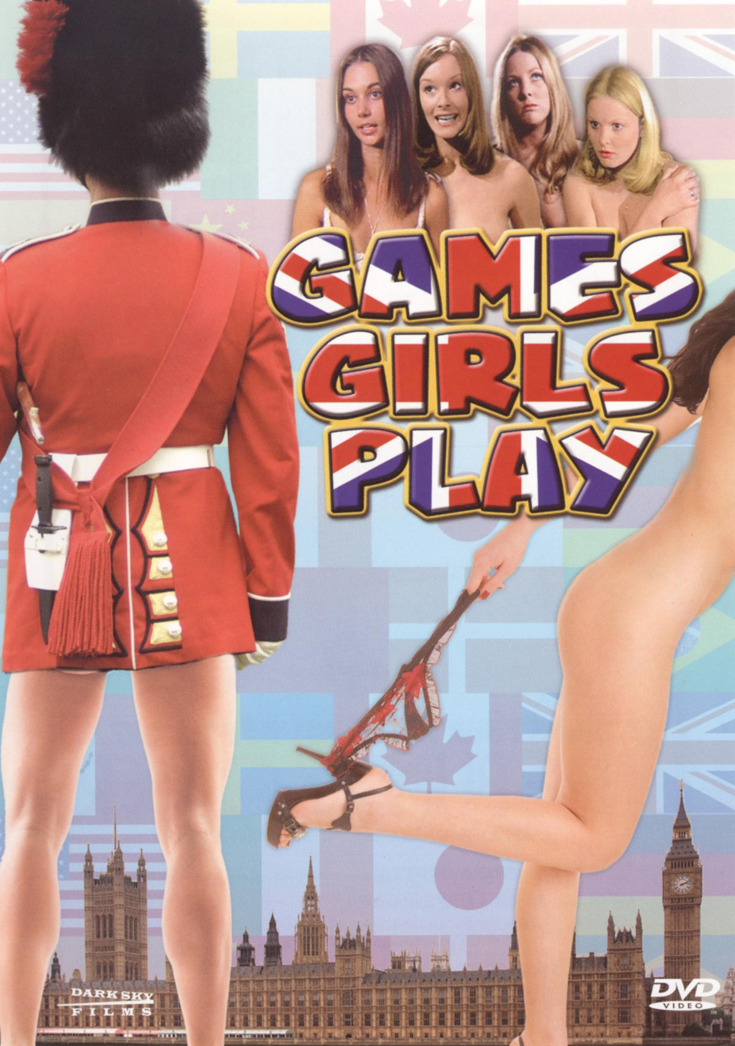 Games Girls Play