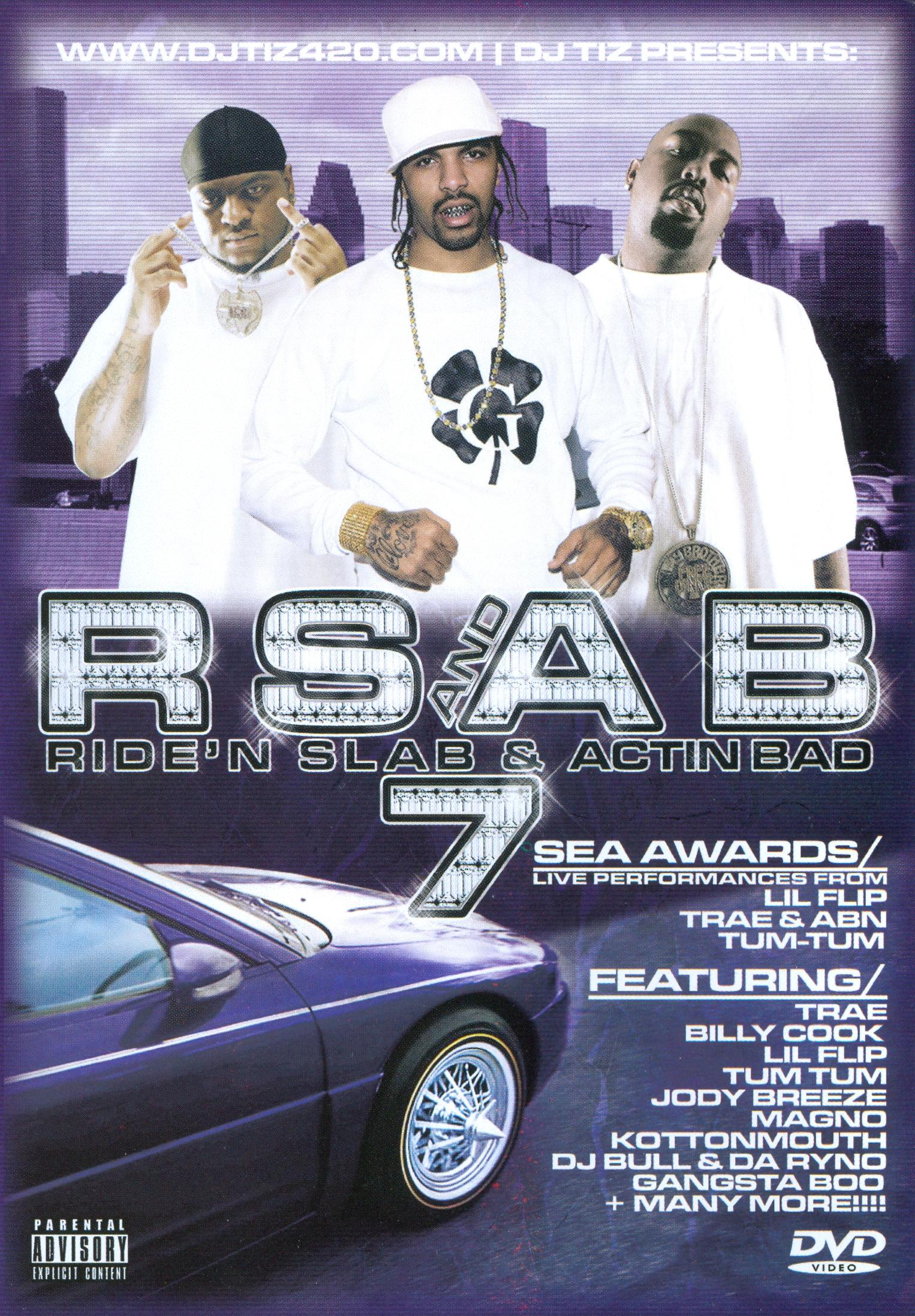 RS and AB: Ride'n' Slab and Actin Bad 7 (2008)