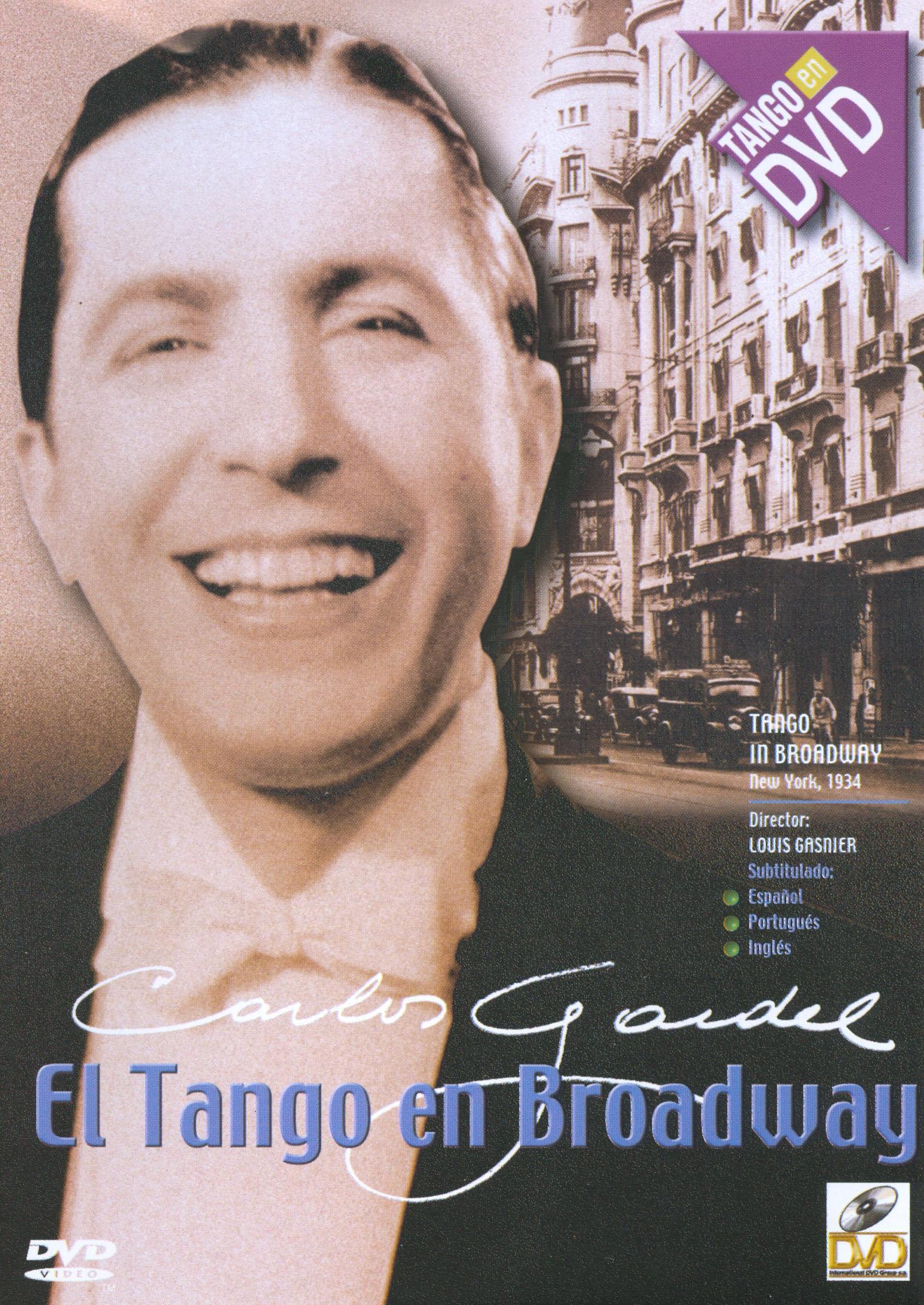 El Tango en Broadway (1934)