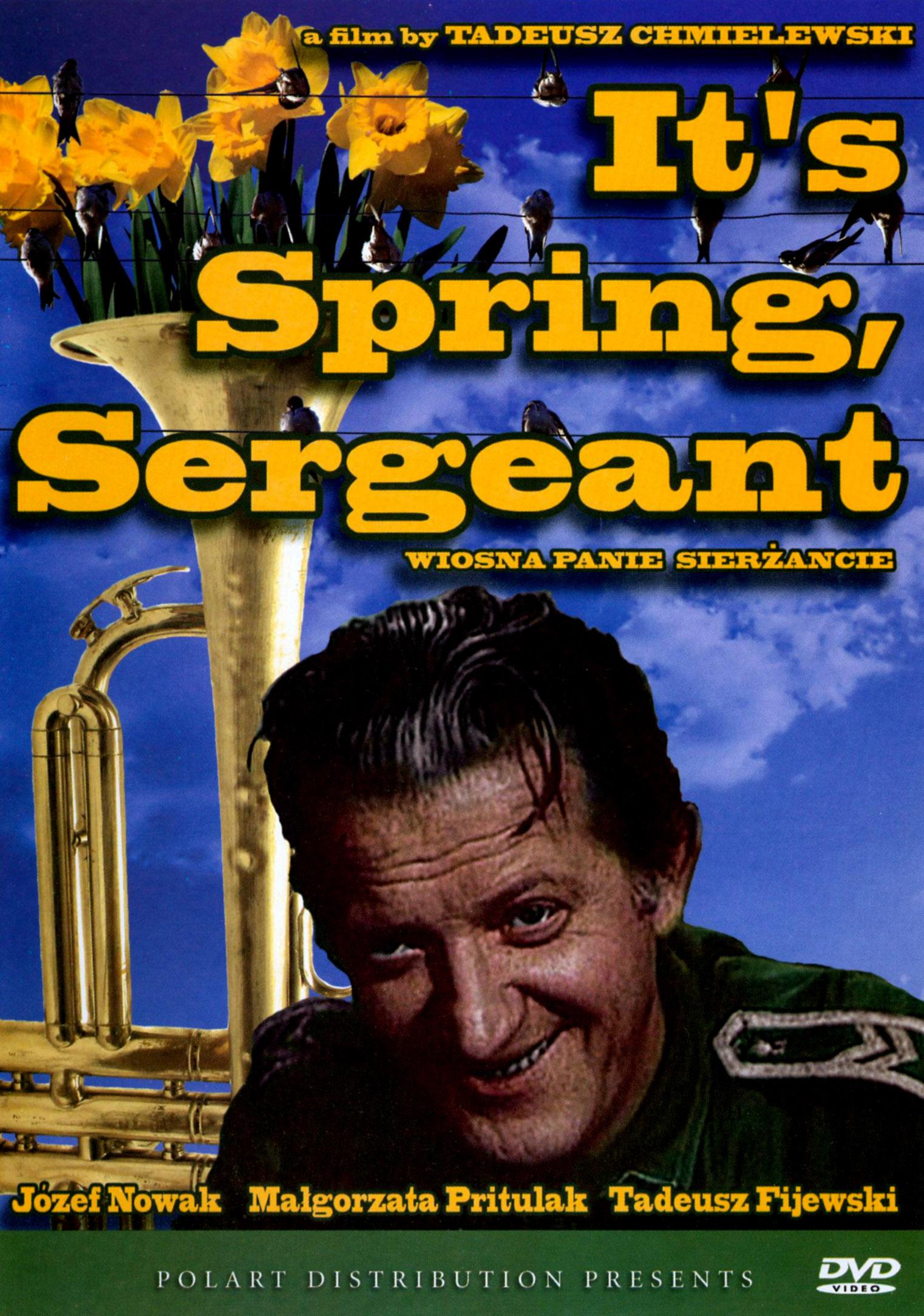 Wiosna, Panie Sierzancie