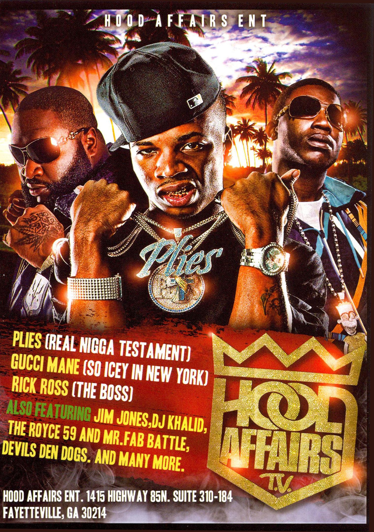 Hood Affairs TV, Vol. 8 (2008)