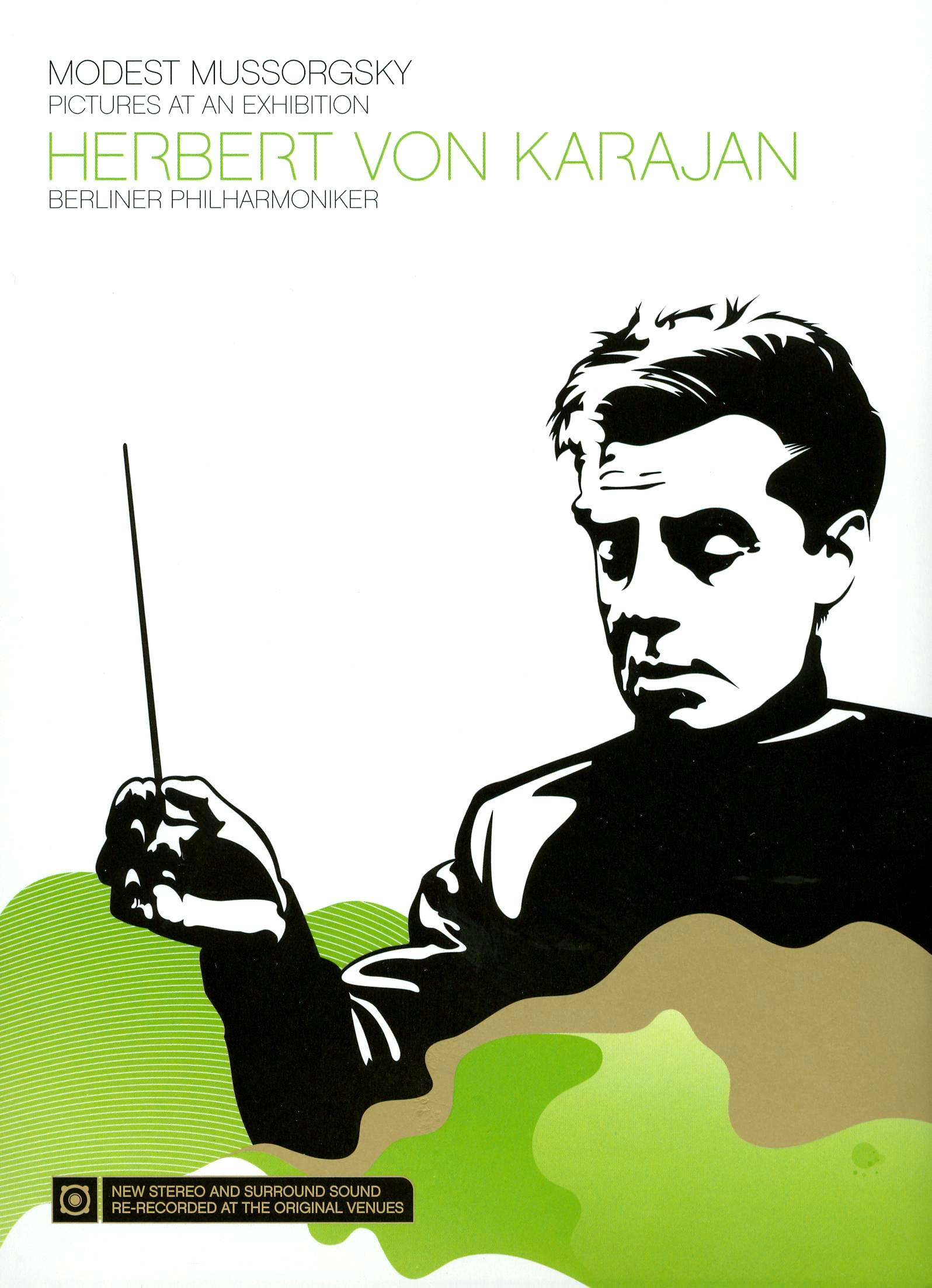 Herbert Von Karajan - His Legacy for Home Video: Modest Mussorgsky - Pictures at an Exhibition