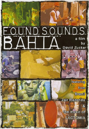 Found Sounds Bahia
