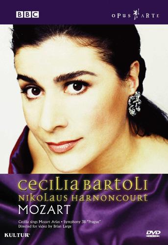 Cecilia Bartoli: Cecilia Sings Mozart Arias
