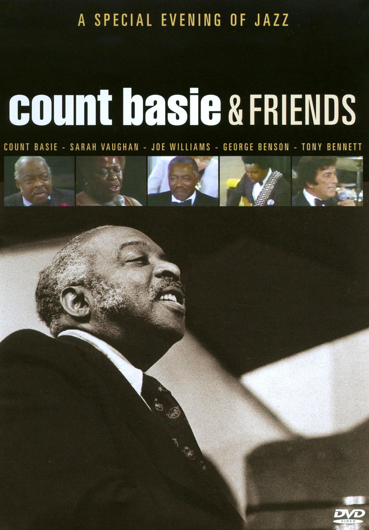 Count Basie and Friends: Special Evening of Jazz