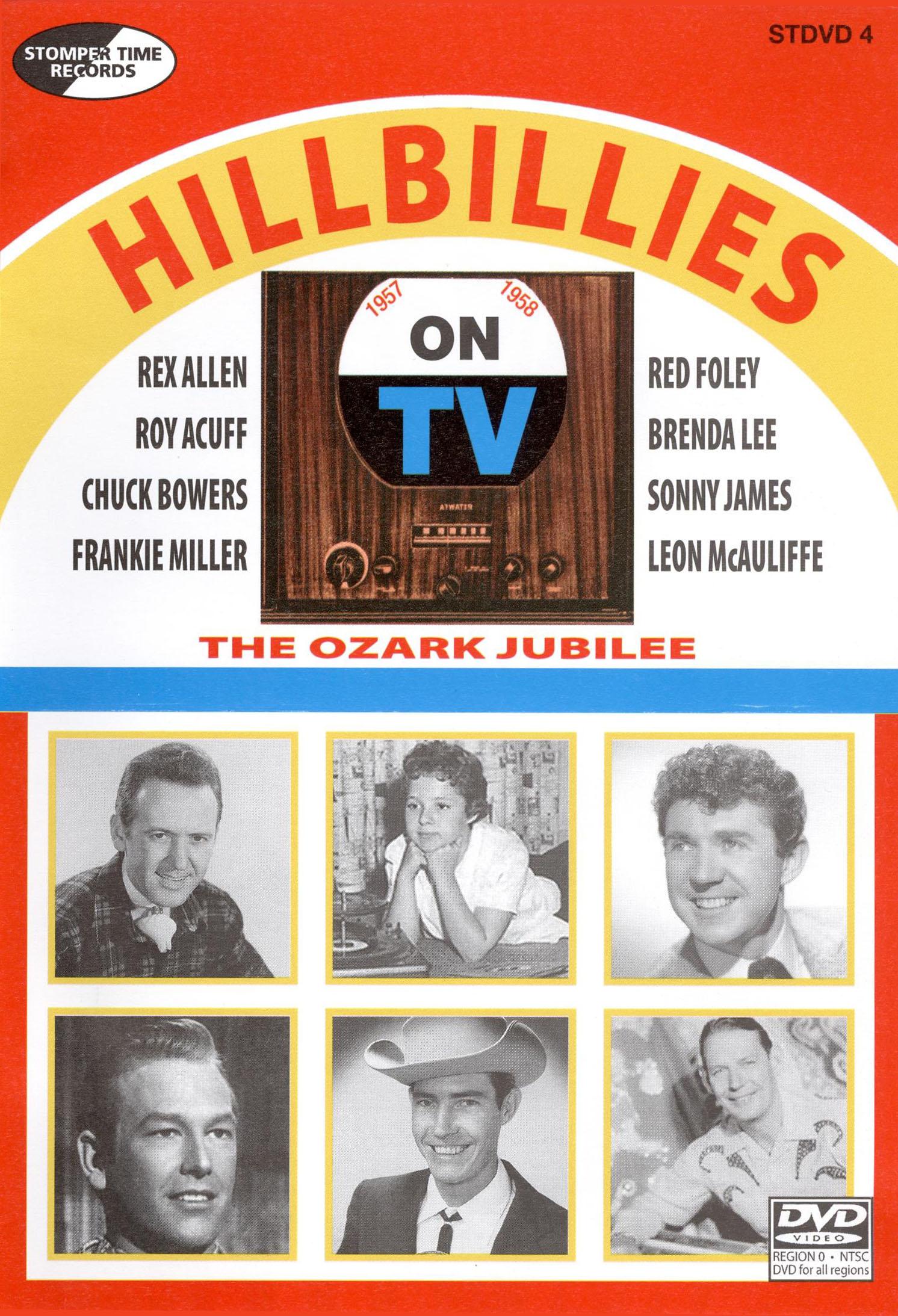 Hillbilly Rockabillies on TV