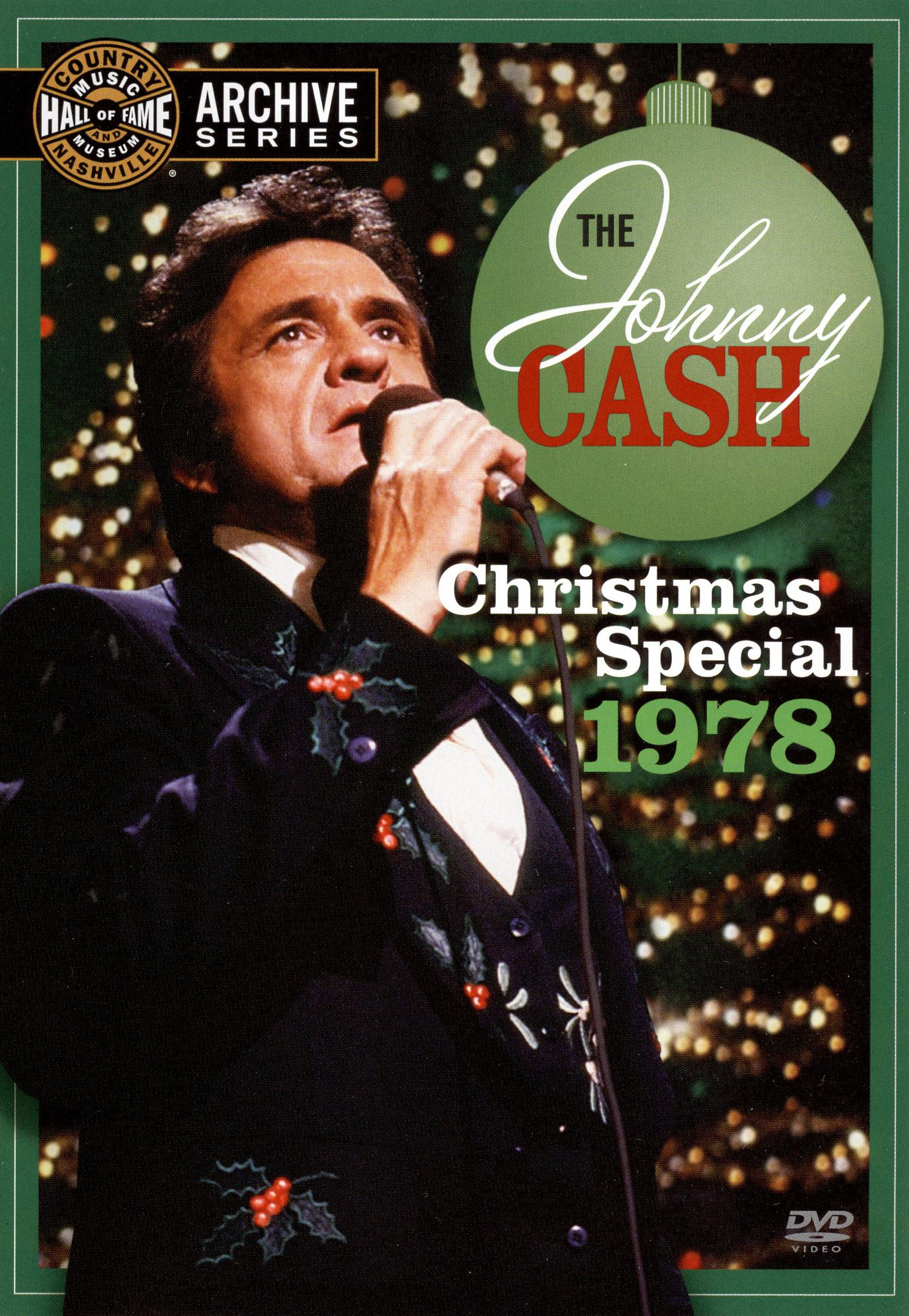 Johnny Cash Christmas Special 1978 (1978) - Walter C. Miller ...