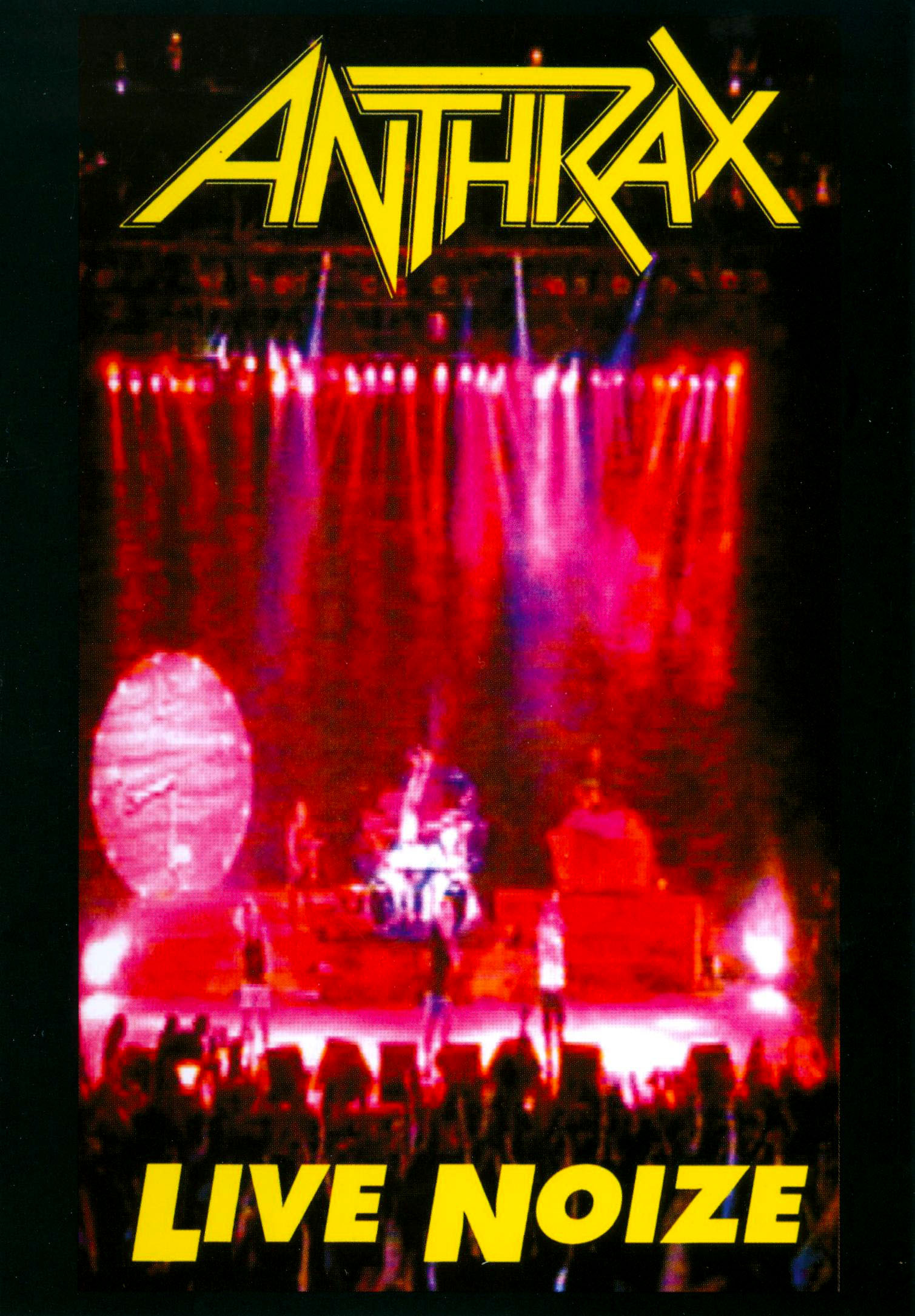 Anthrax: Live Noize