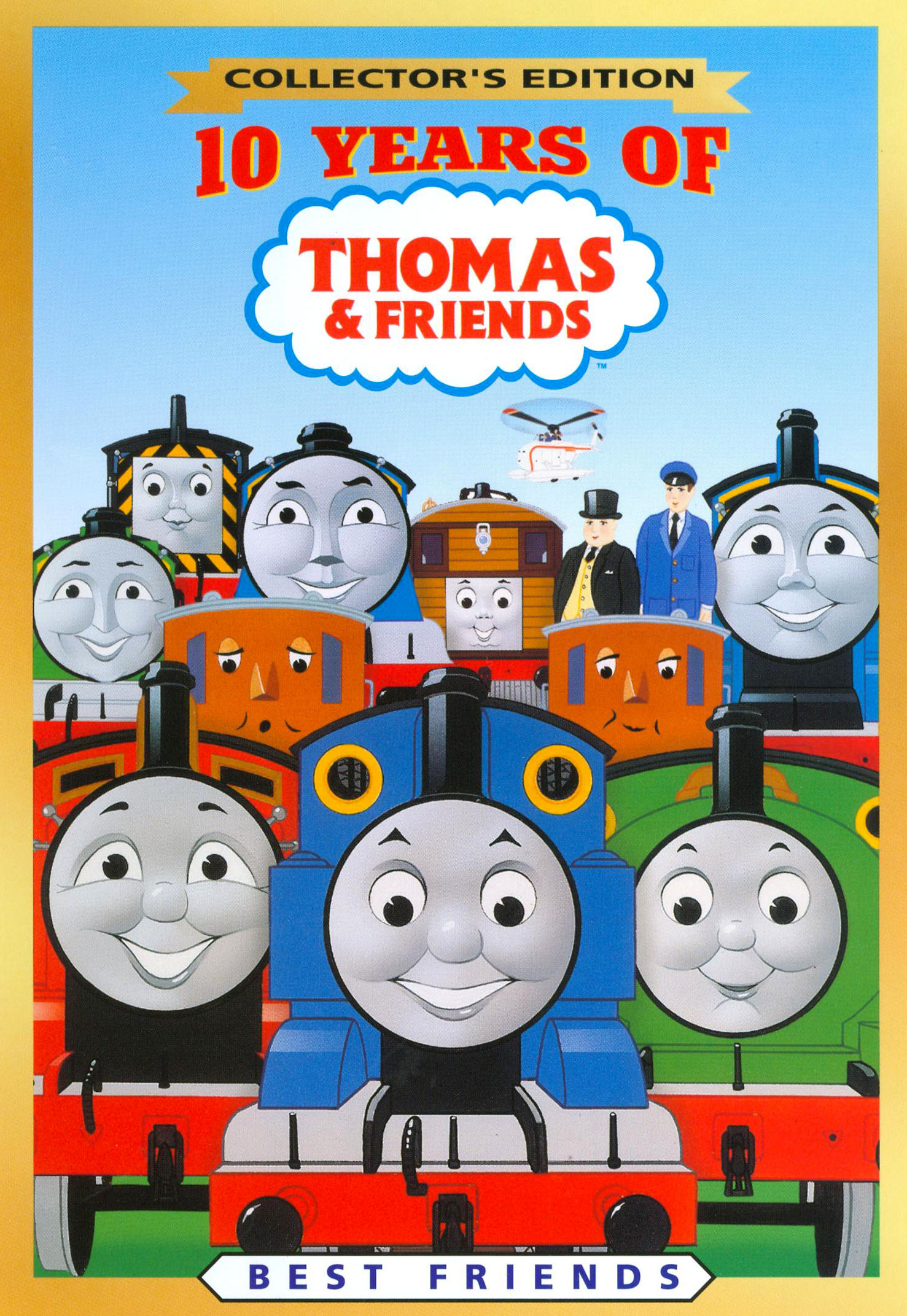 Thomas & Friends: 10 Years of Thomas and Friends - Best Friends