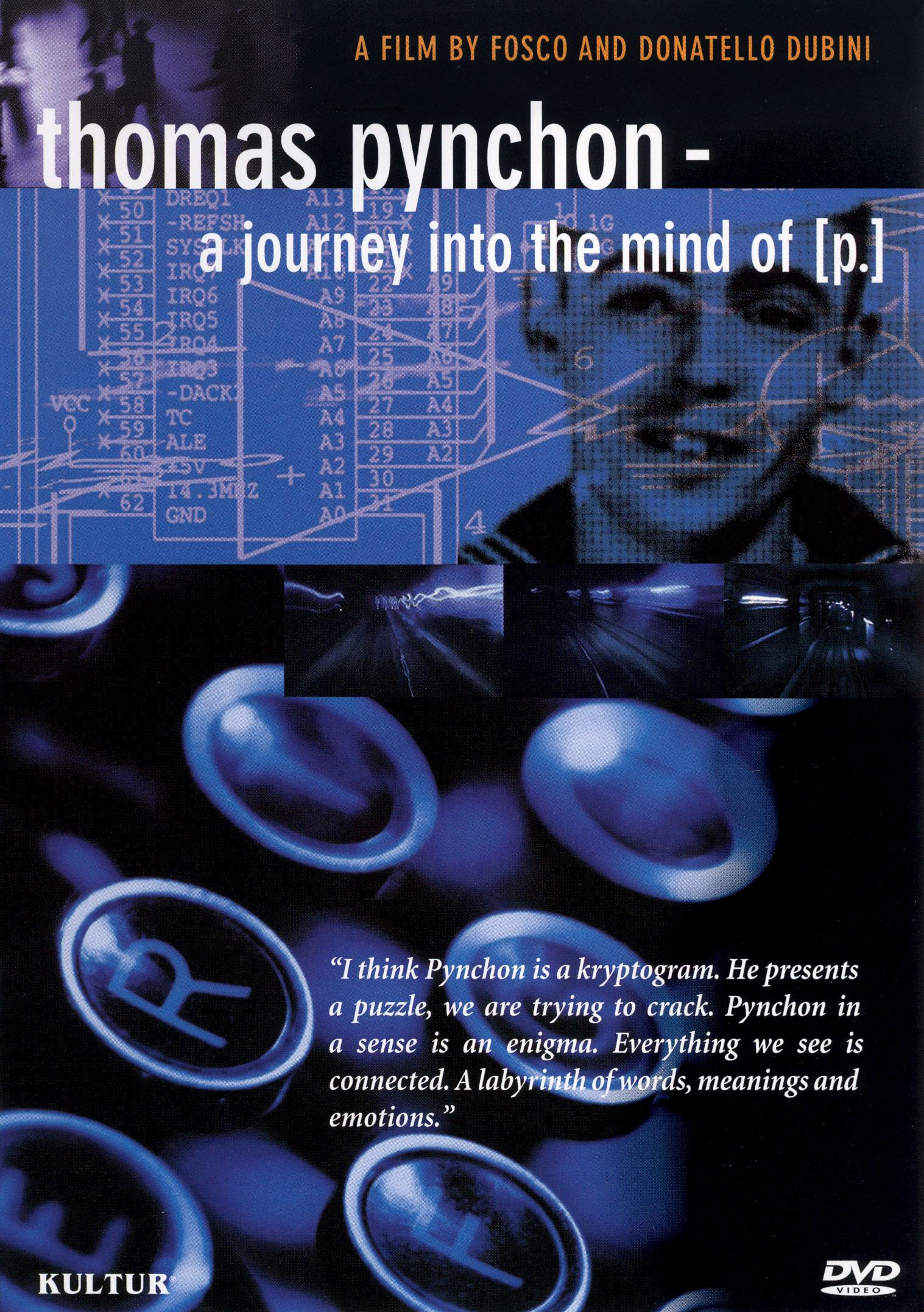 Thomas Pynchon: A Journey Into the Mind of [P.]
