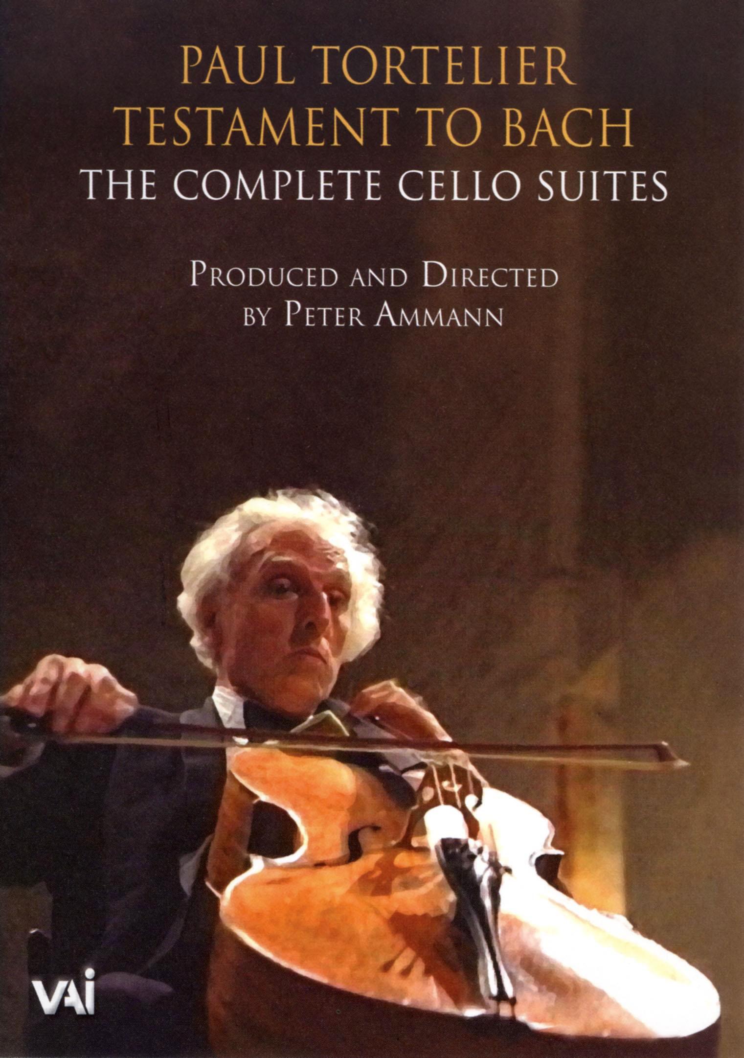 Paul Tortelier: Testament to Bach