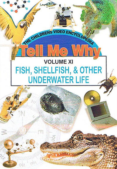 Tell Me Why, Vol. 11: Fish, Shellfish and Other Underwater Life