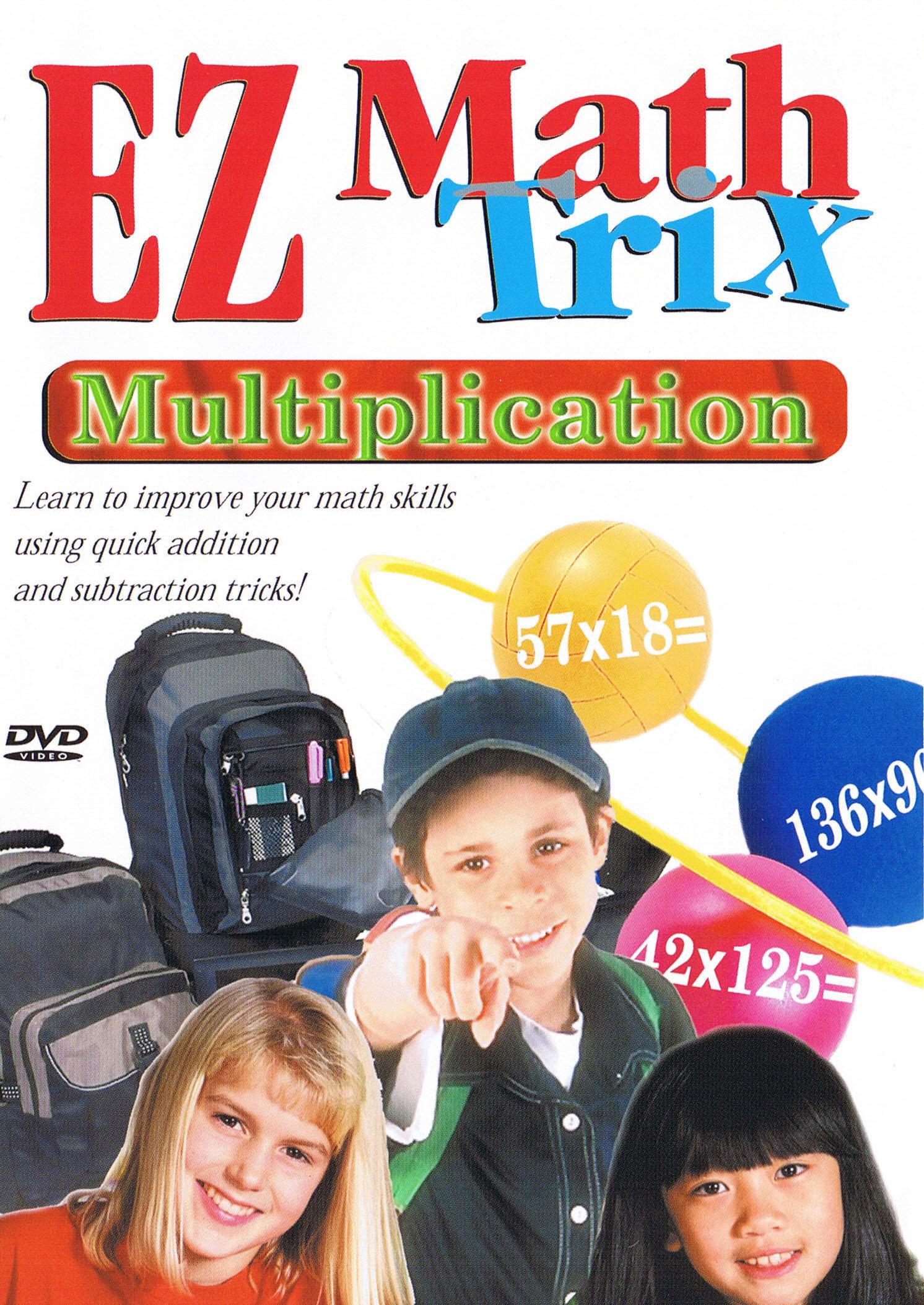 EZ Math Tricks: Multiplication