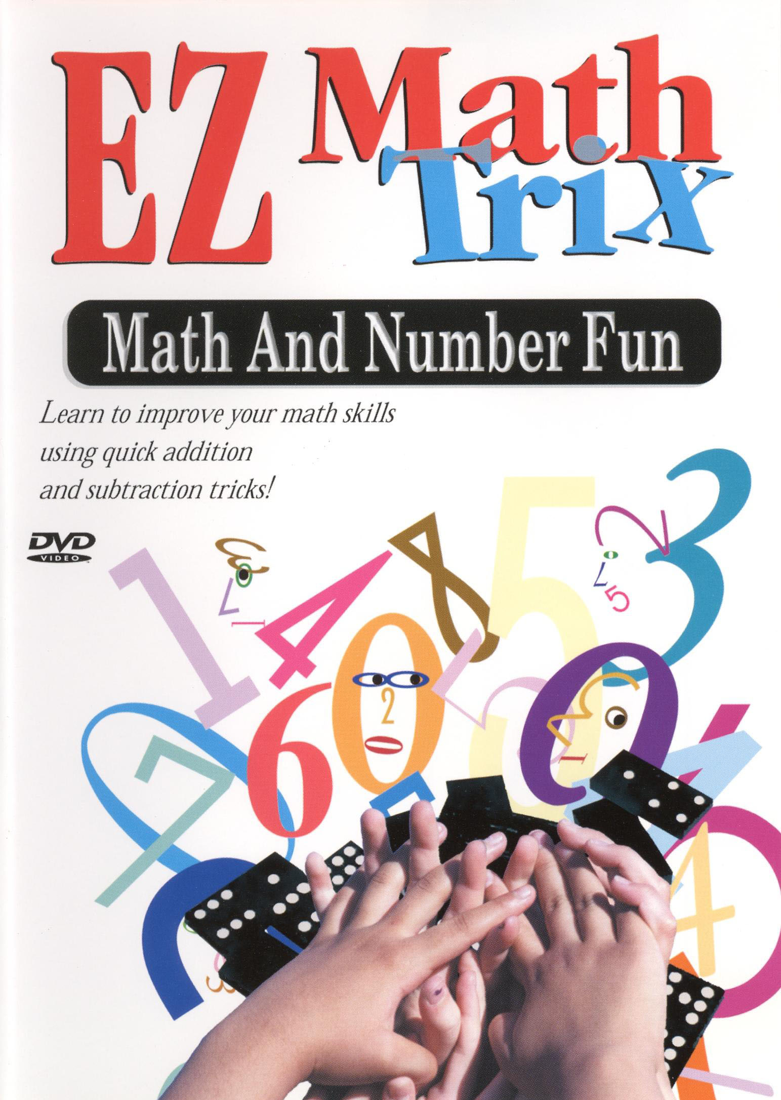 EZ Math Tricks: Math and Number Fun