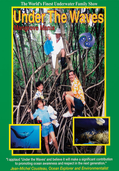 Under the Waves: Mangrove Mania
