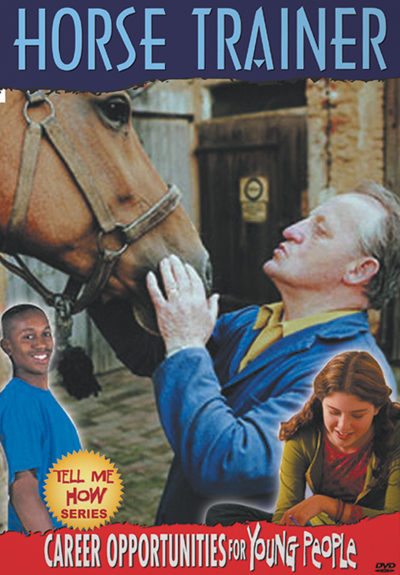 Career Opportunities for Young People: Horse Trainer (2003)