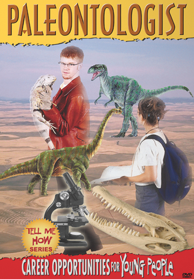 Career Opportunities for Young People: Paleontologist