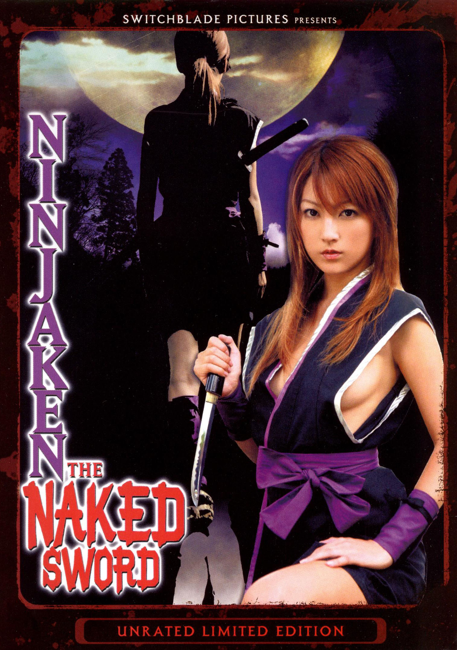 ninjaken the naked sword