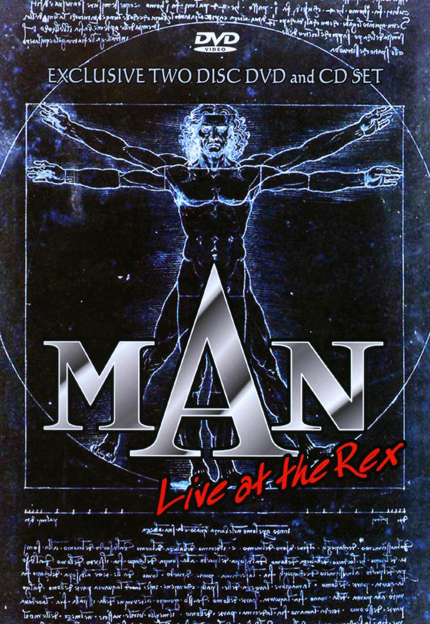 Man: Live at the Rex 2005