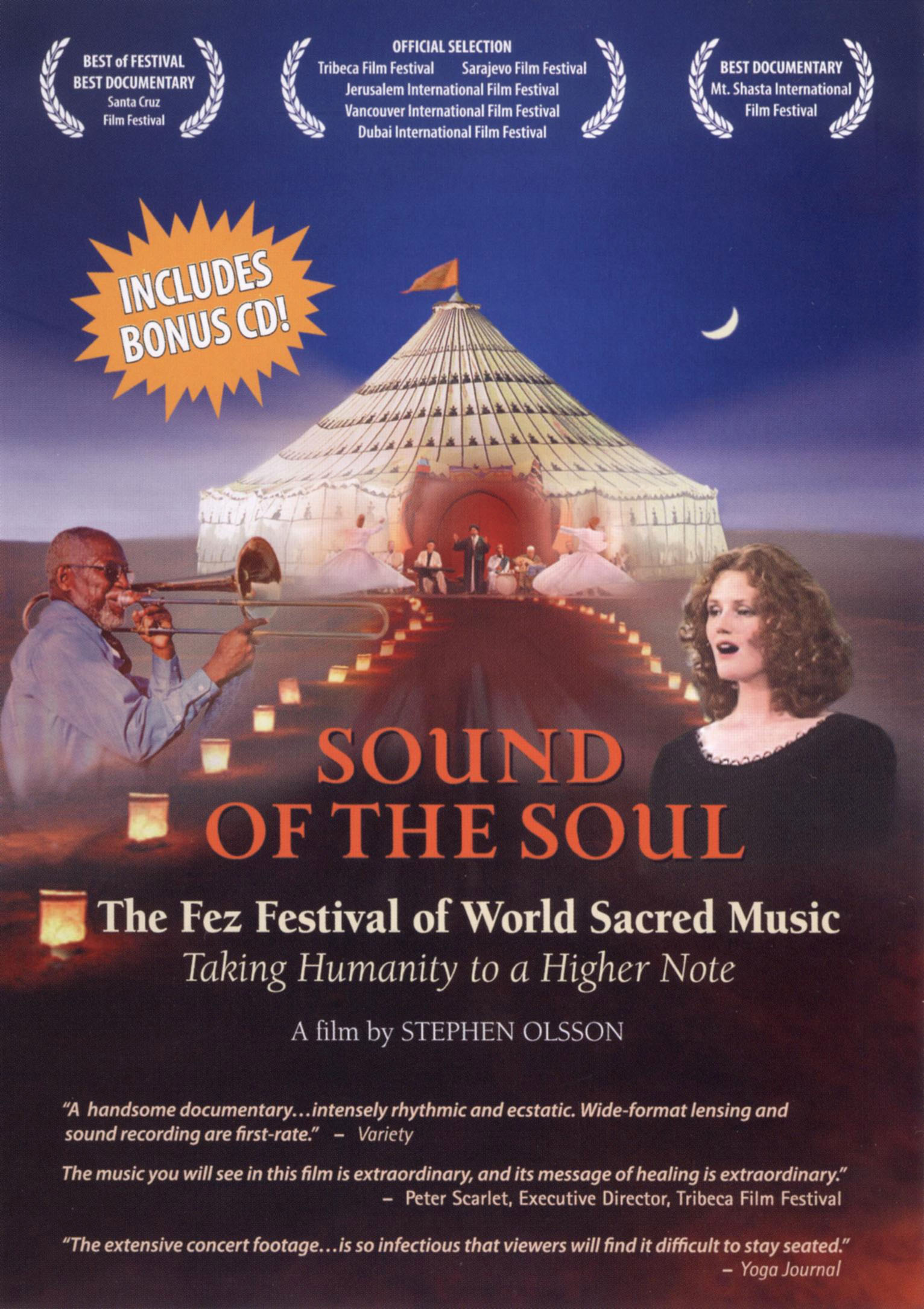 Sound of the Soul: The Fez Festival of World Sacred Music