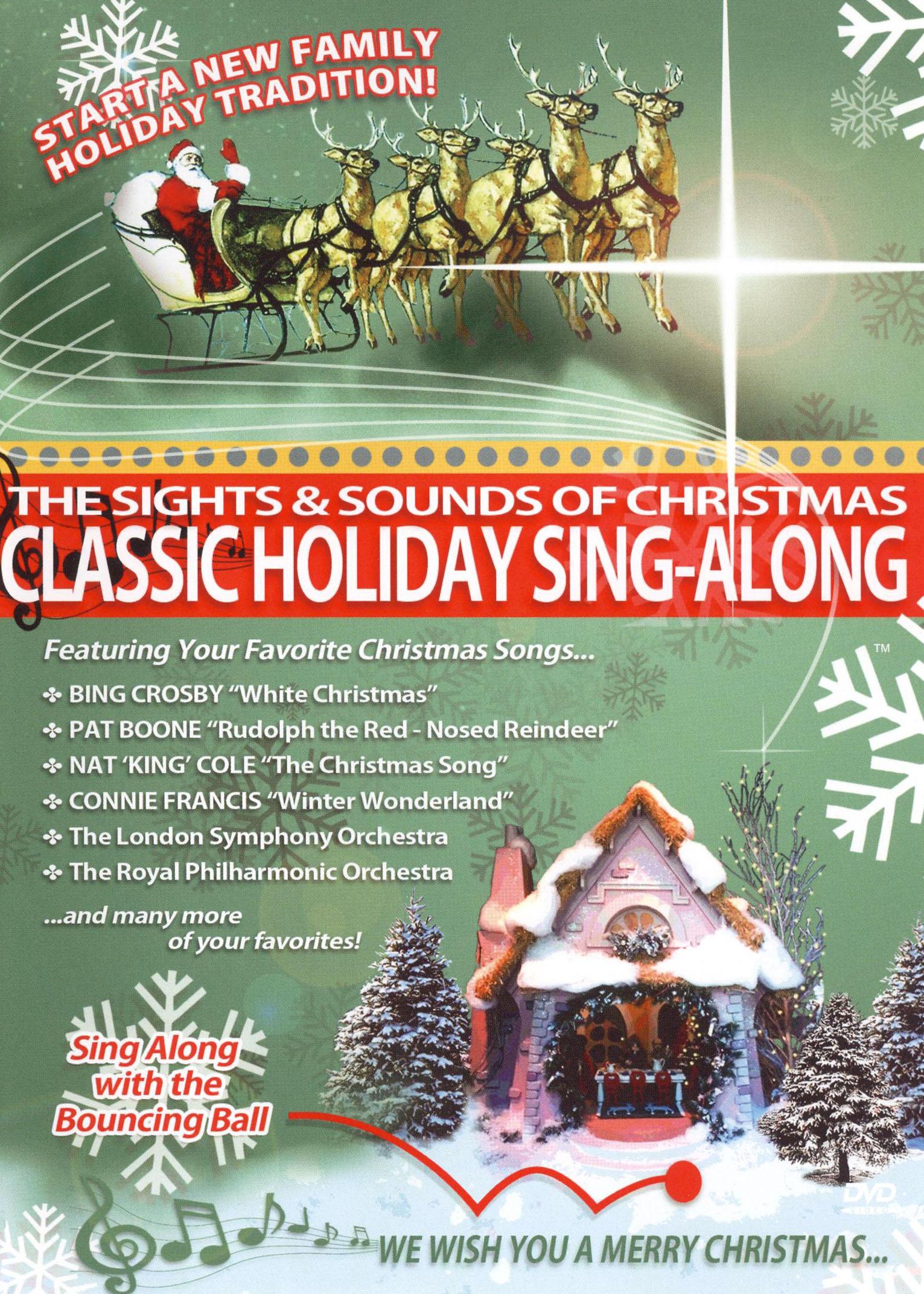 sing along christmas songs free