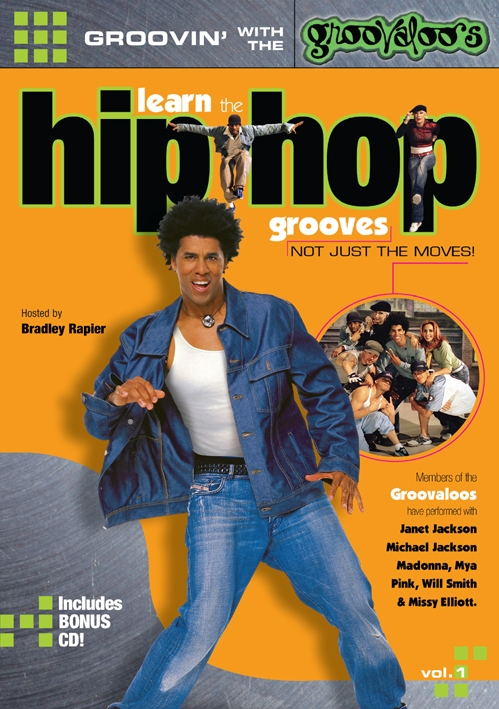 Groovin' With the Groovaloos: Learn the Hip-Hop Moves, Vol. 1