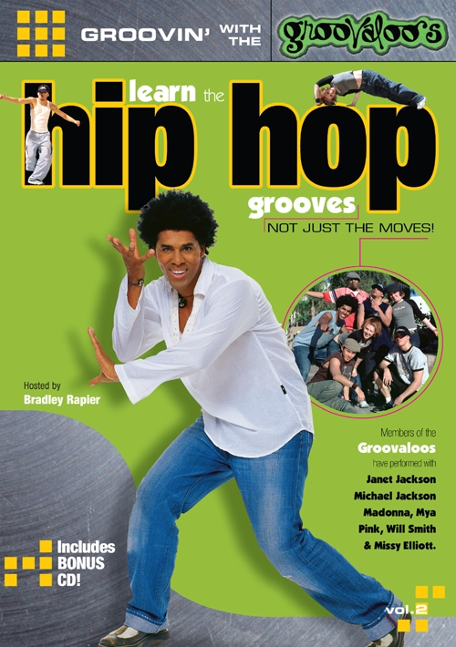 Groovin' With the Groovaloos: Learn the Hip-Hop Moves, Vol. 2