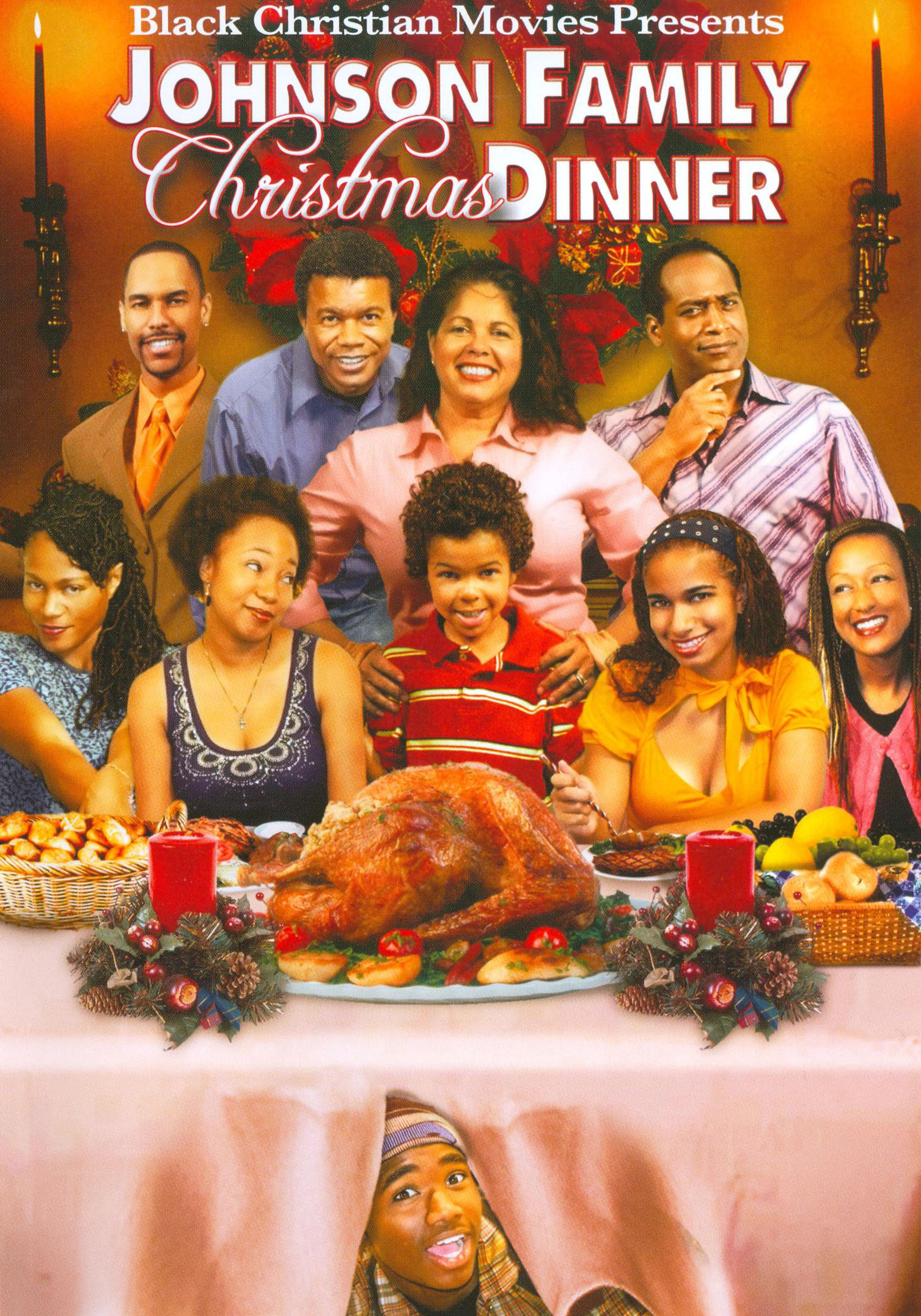 Johnson Family Christmas Dinner (2007) - Jamison Brandi   Synopsis ...