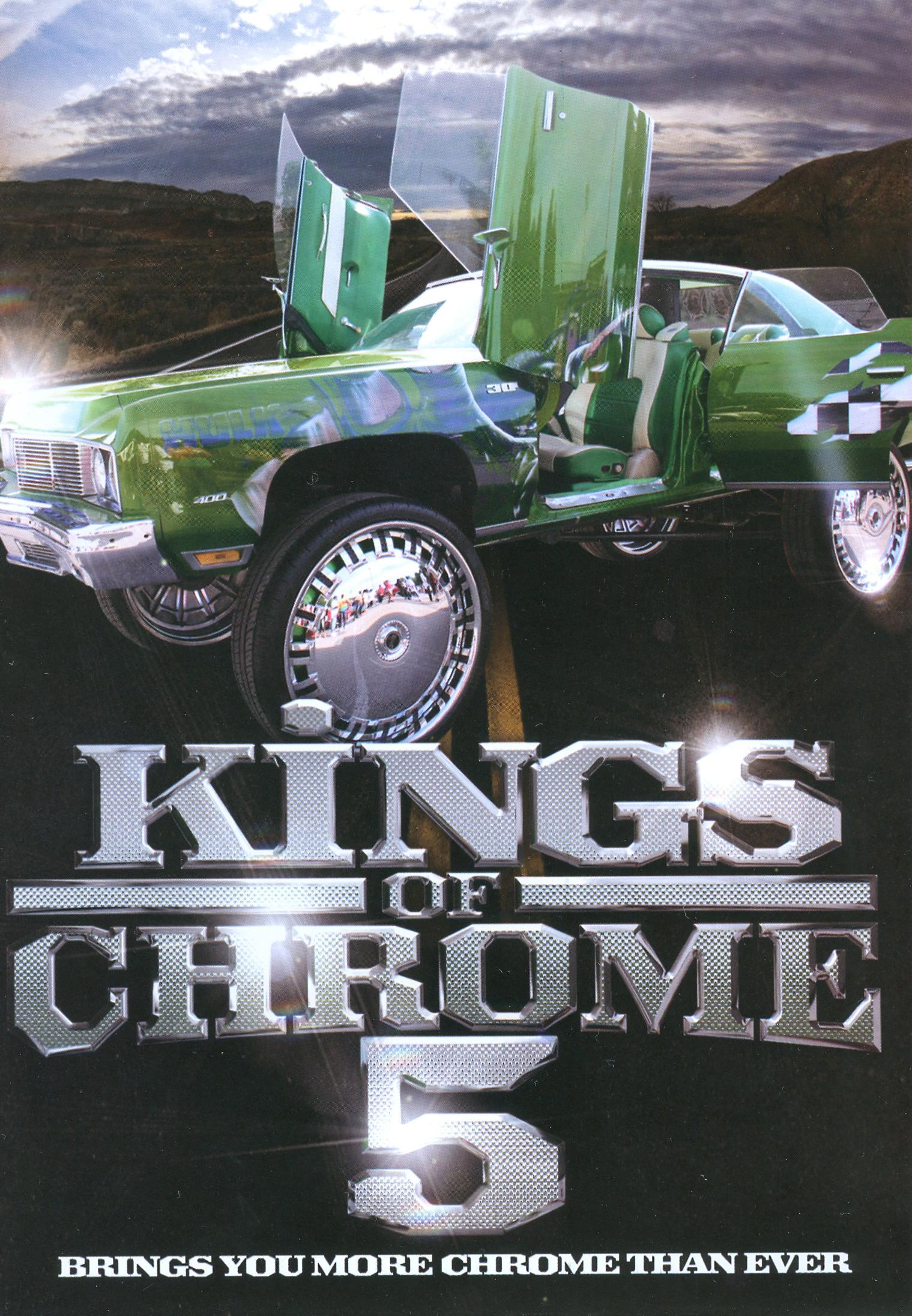 Kings of Chrome, Vol. 5 (2008)
