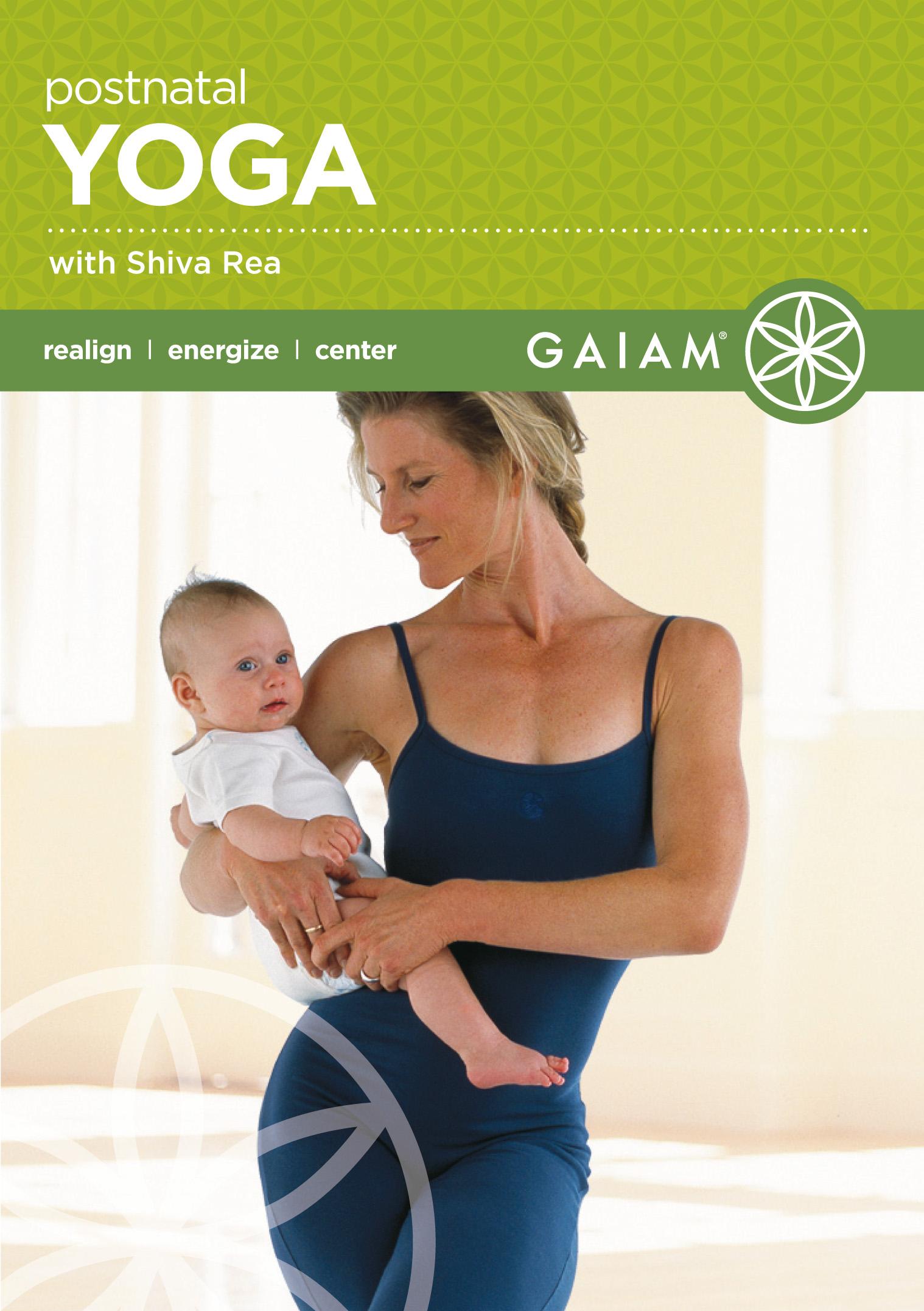 Yoga Journal: Postnatal Yoga
