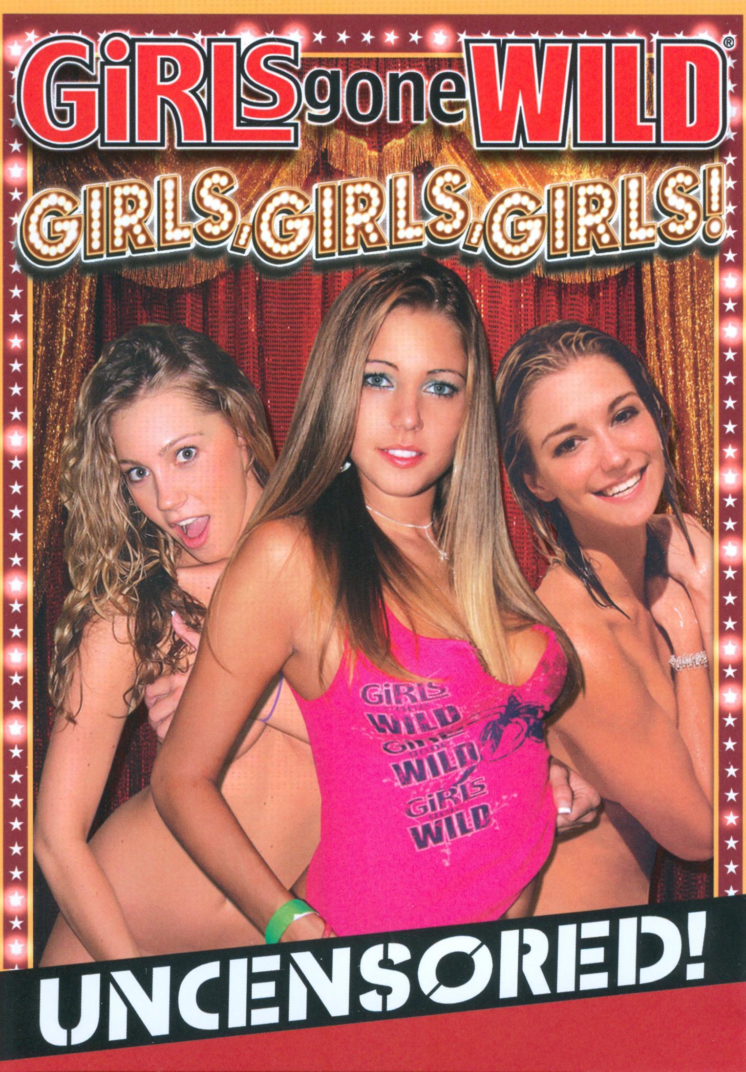 Girls Gone Wild Girls, Girls, Girls 2008 -  Releases -9317
